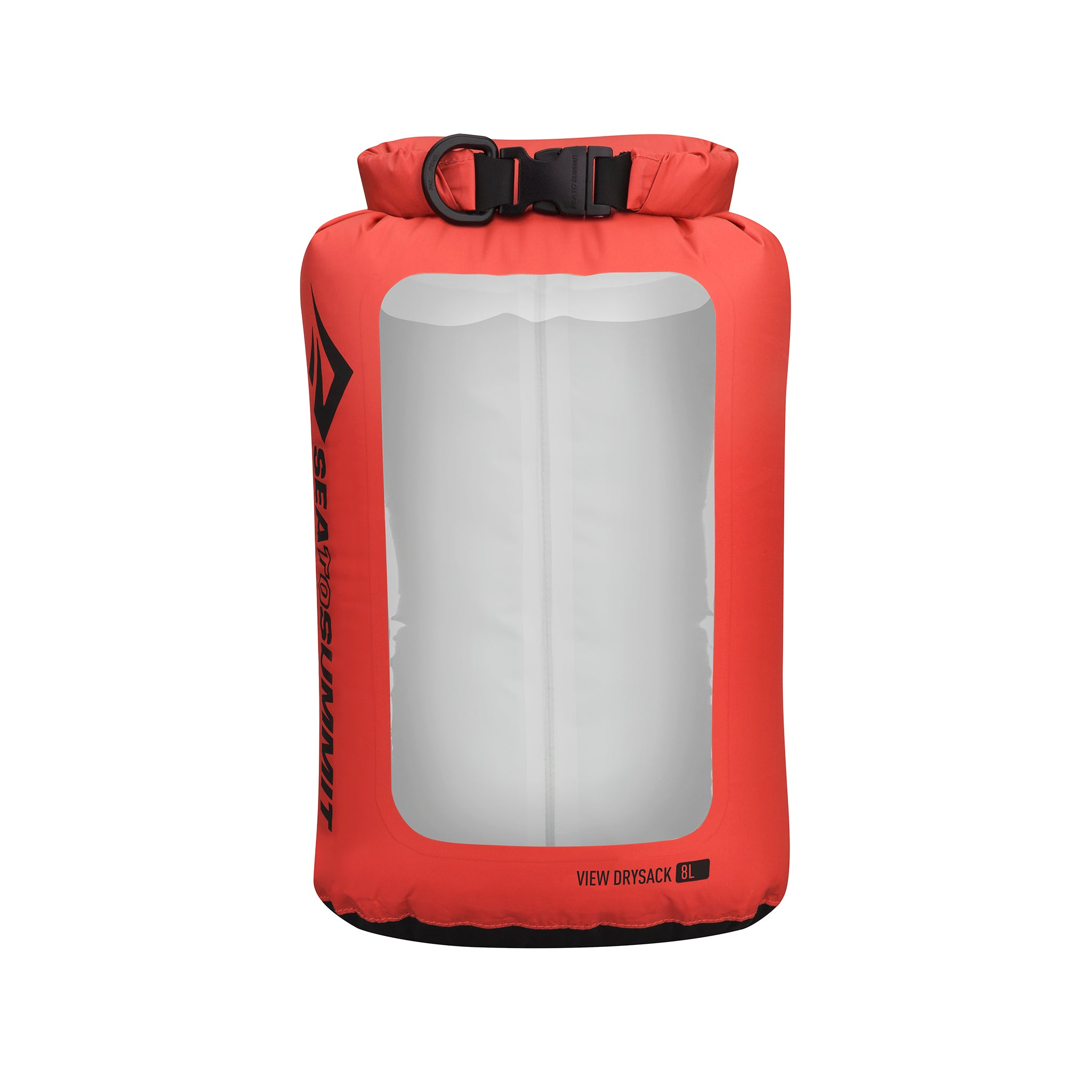 View Lightweight Dry Sack _ Red _ Waterproof _ 8L