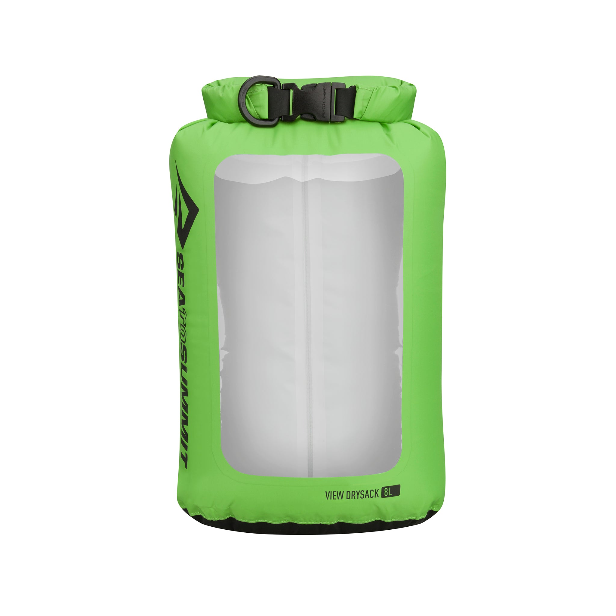 View Lightweight Dry Sack _ Apple Green _ Waterproof _ 8L