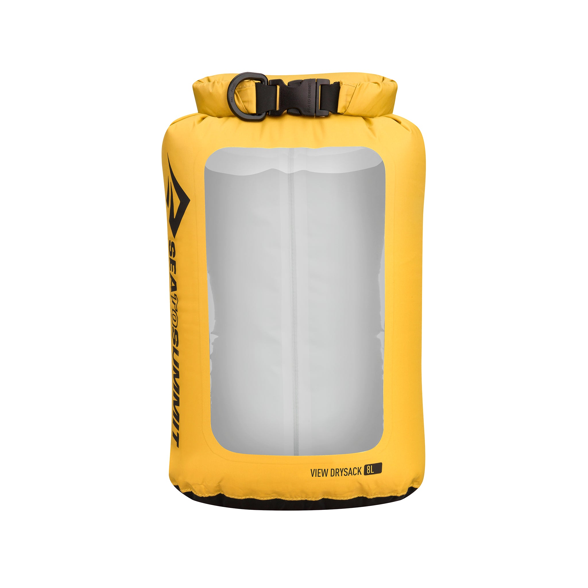 View Lightweight Dry Sack _ Yellow _ Waterproof _ 8L