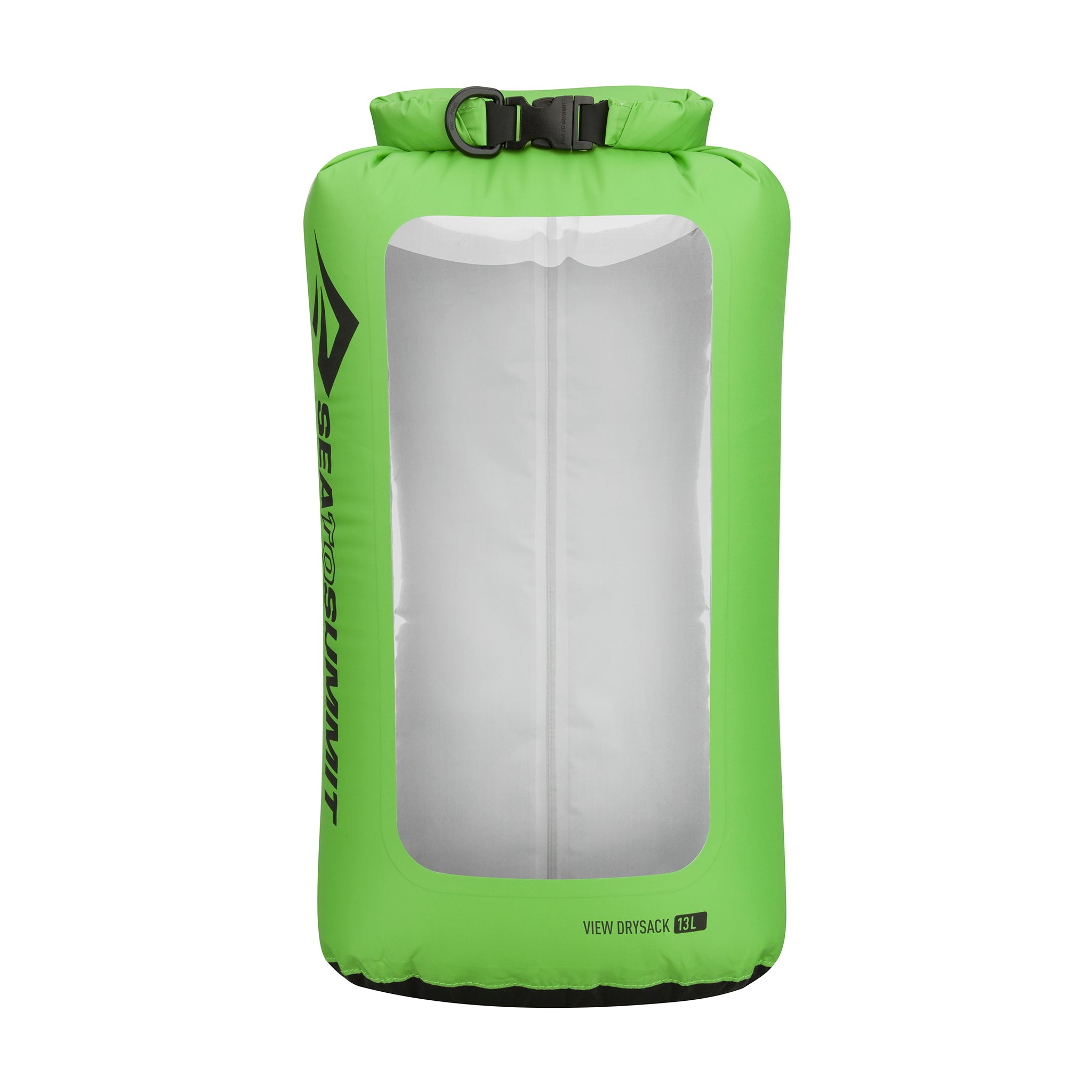 View Lightweight Dry Sack _ Apple Green _ Waterproof _ 13L