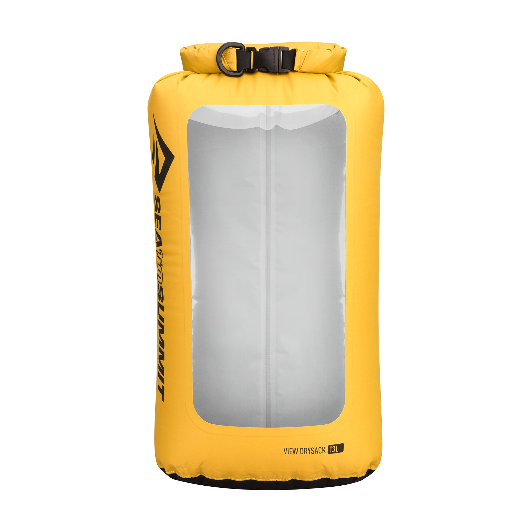 View Lightweight Dry Sack _ Yellow _ Waterproof _ 13L