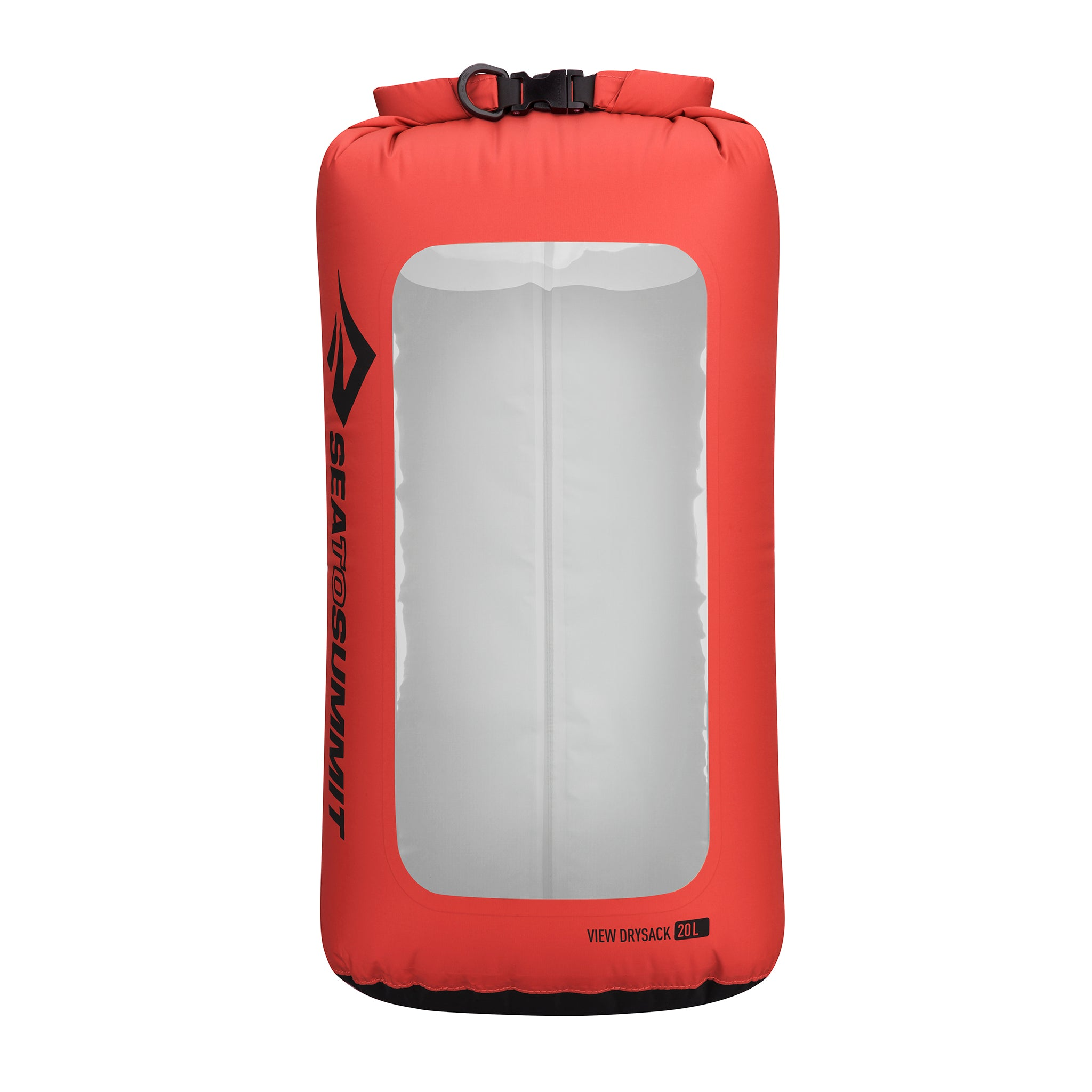 View Lightweight Dry Sack _ Red _ Waterproof _ 20L
