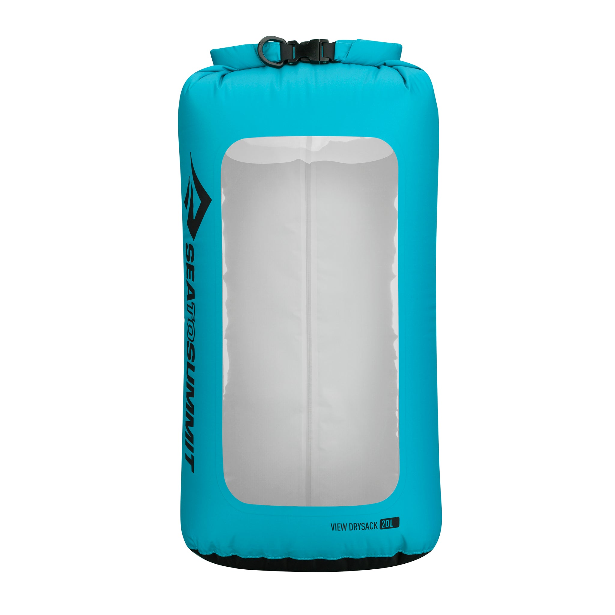 View Lightweight Dry Sack _ Pacific Blue _ Waterproof _ 20L