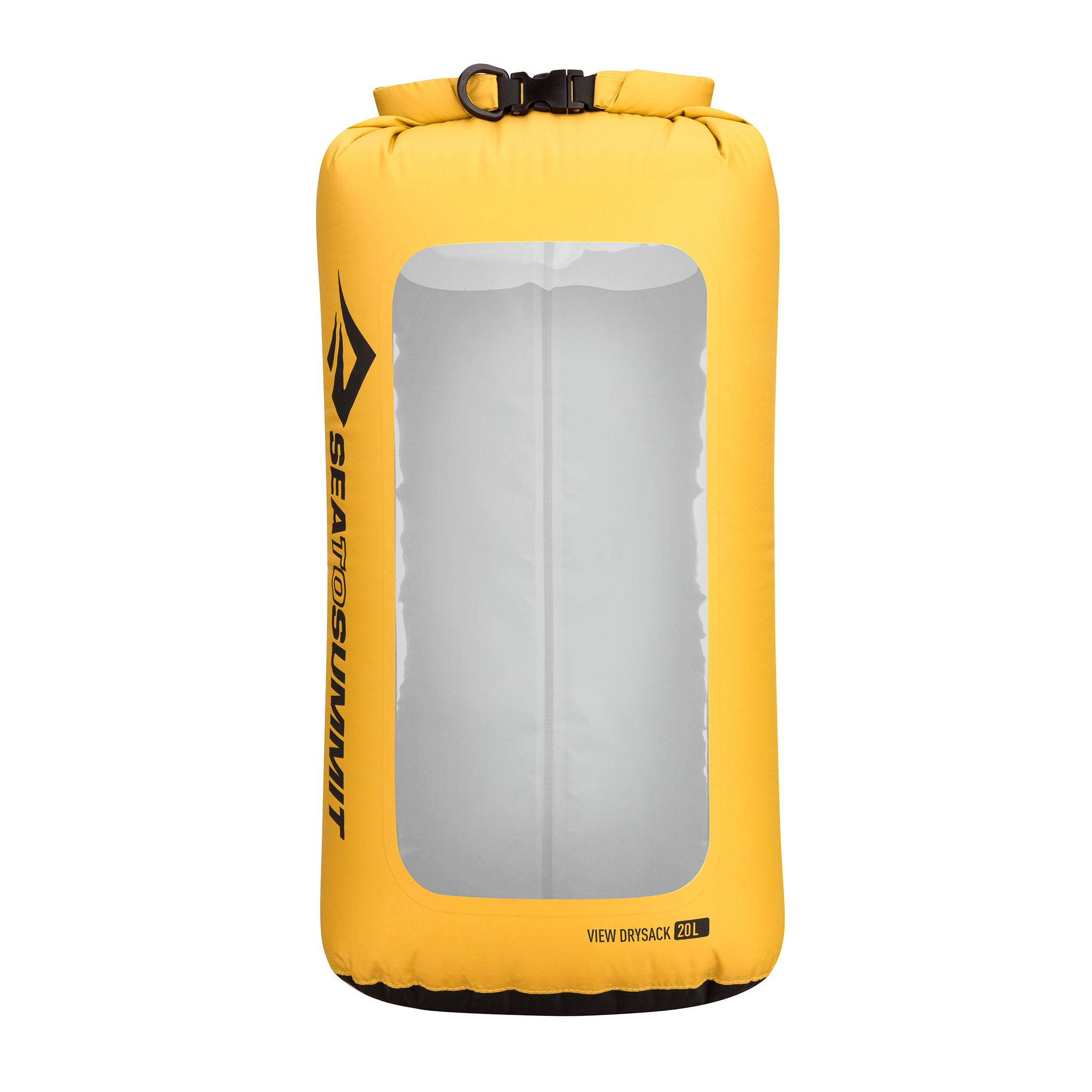 View Lightweight Dry Sack _ Yellow _ Waterproof _ 20L