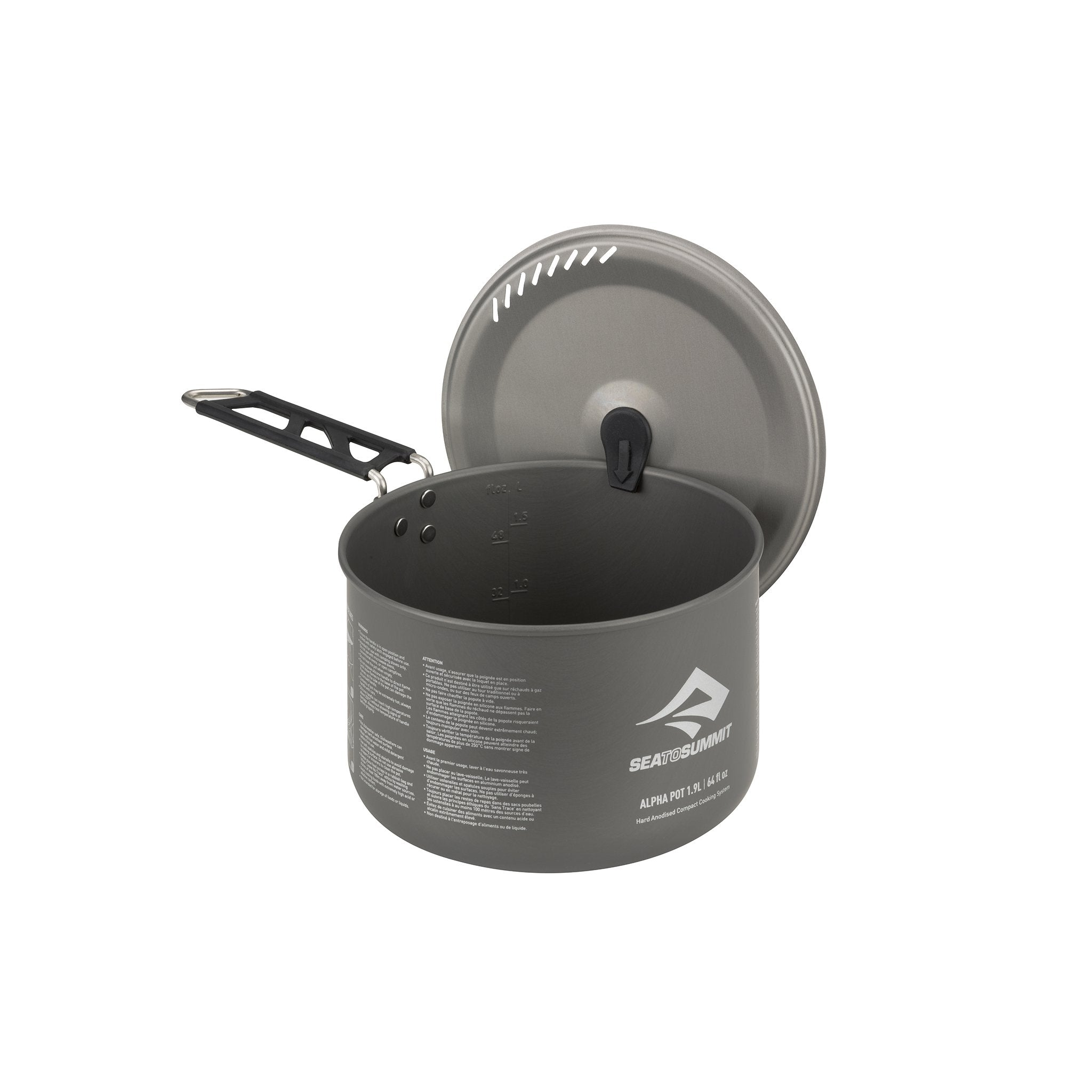 Alpha Pot _ backpacking pot