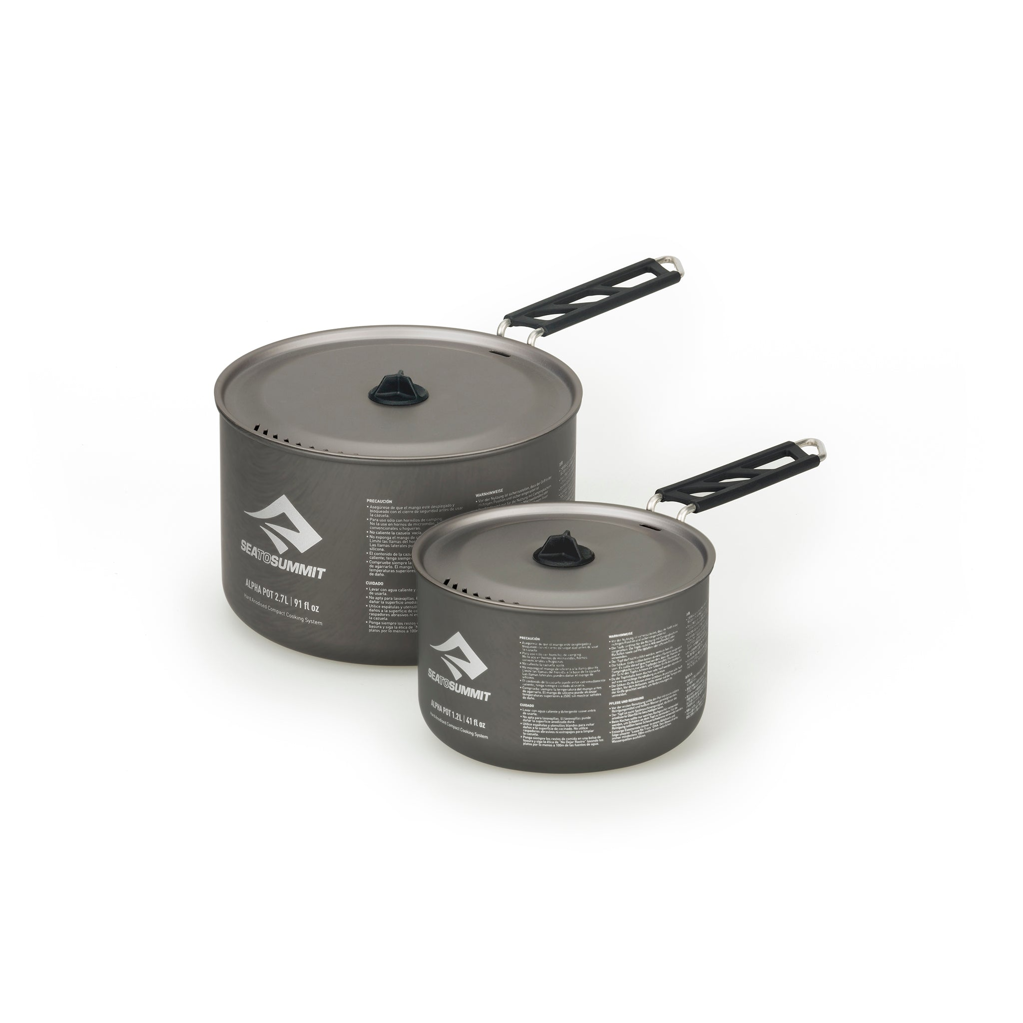 Alpha Pot Set 2.0 _ backpacking pots and pans