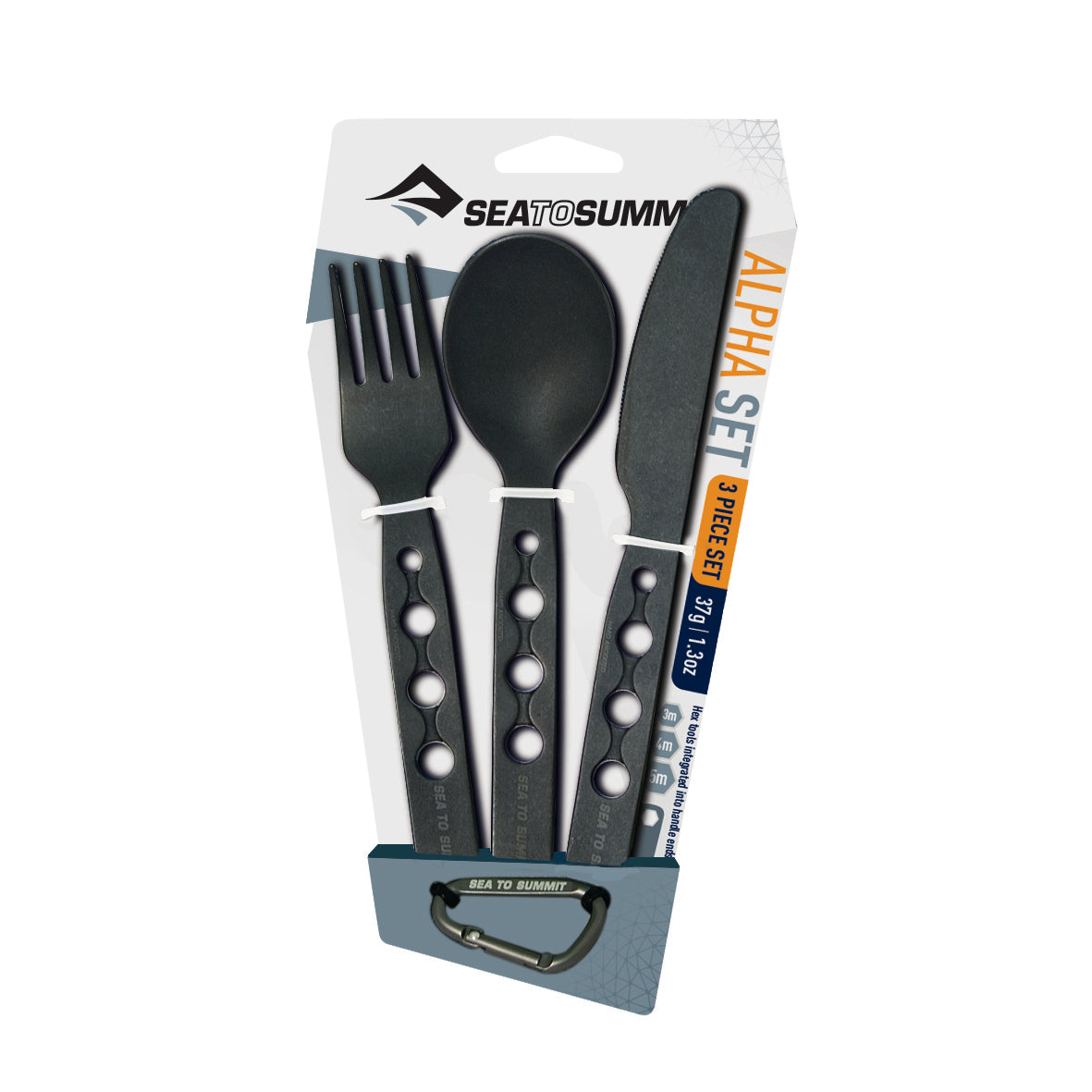 camp cutlery set
