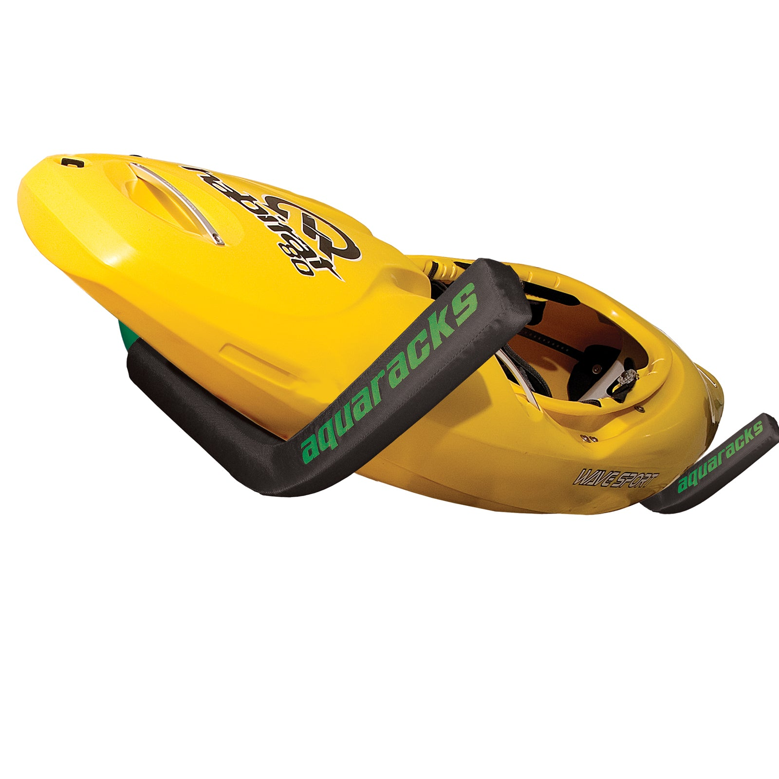 Aquarack _ Kayak Storage _ yellow