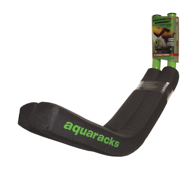 Aquarack _ Kayak wall mount _ green