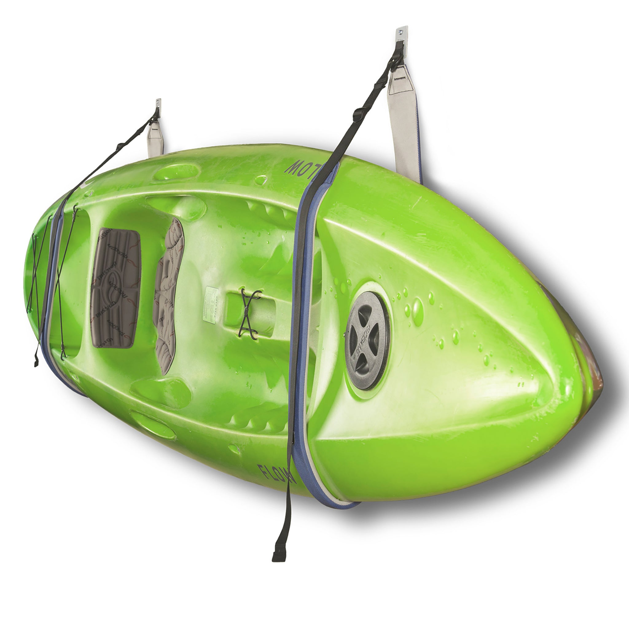 Aquasling _ kayak wall rack _ kayak storage