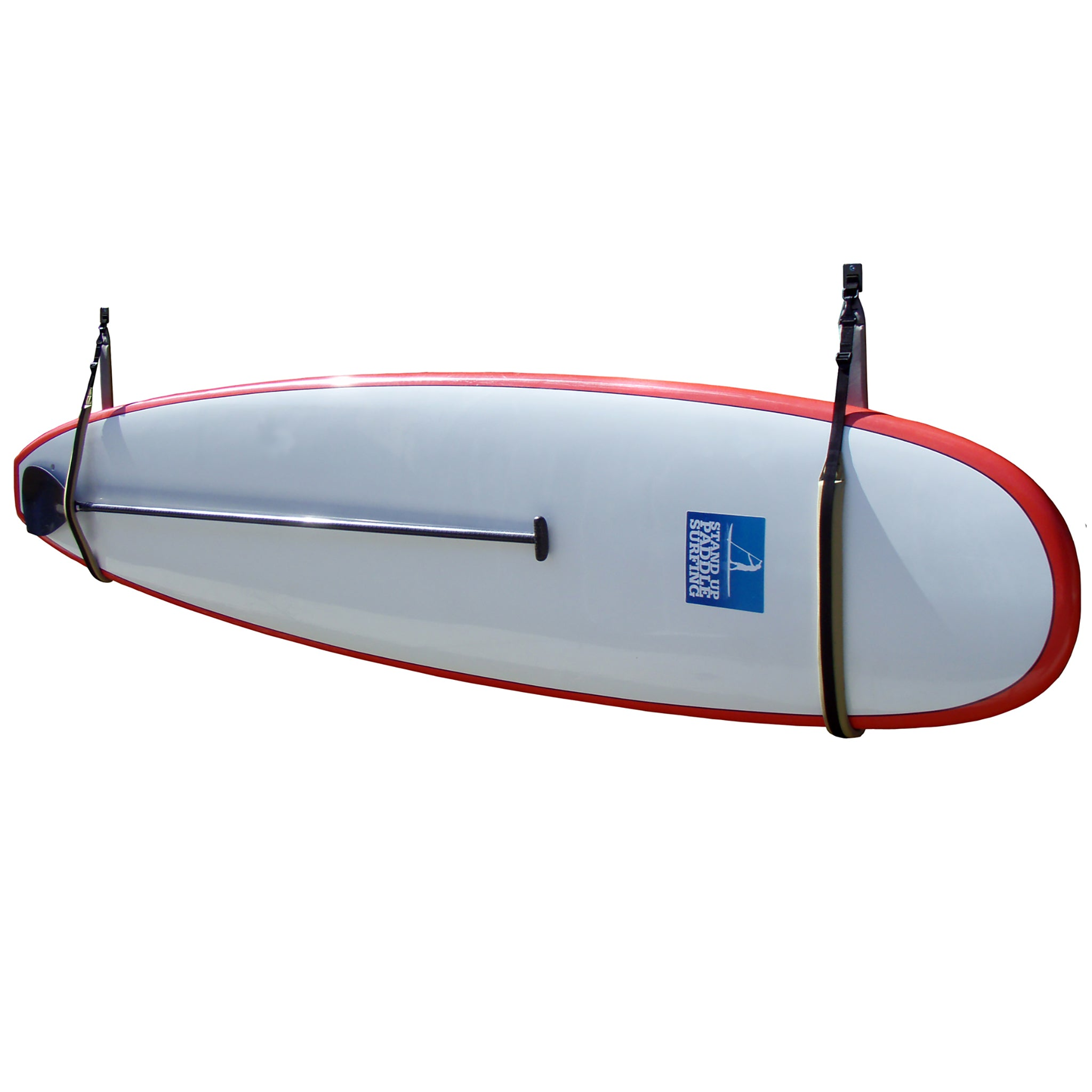 Aquasling _ SUP board wall rack _ SUP storage