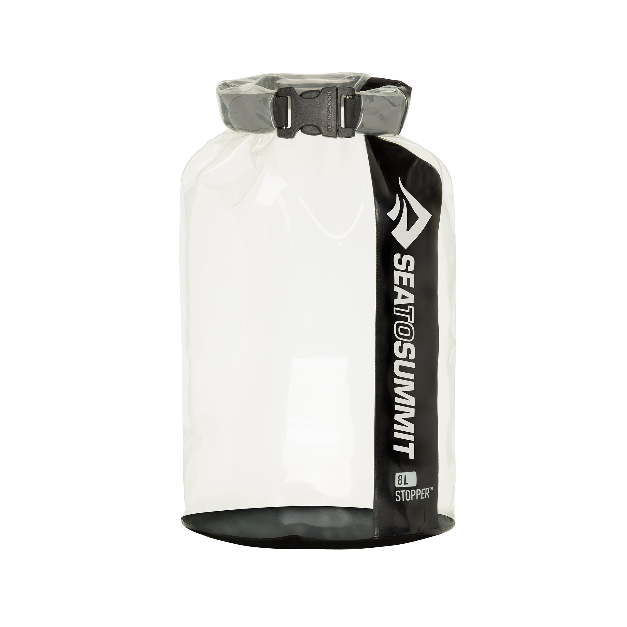 Clear Stopper _ durable waterproof dry bag _ 8 LITER