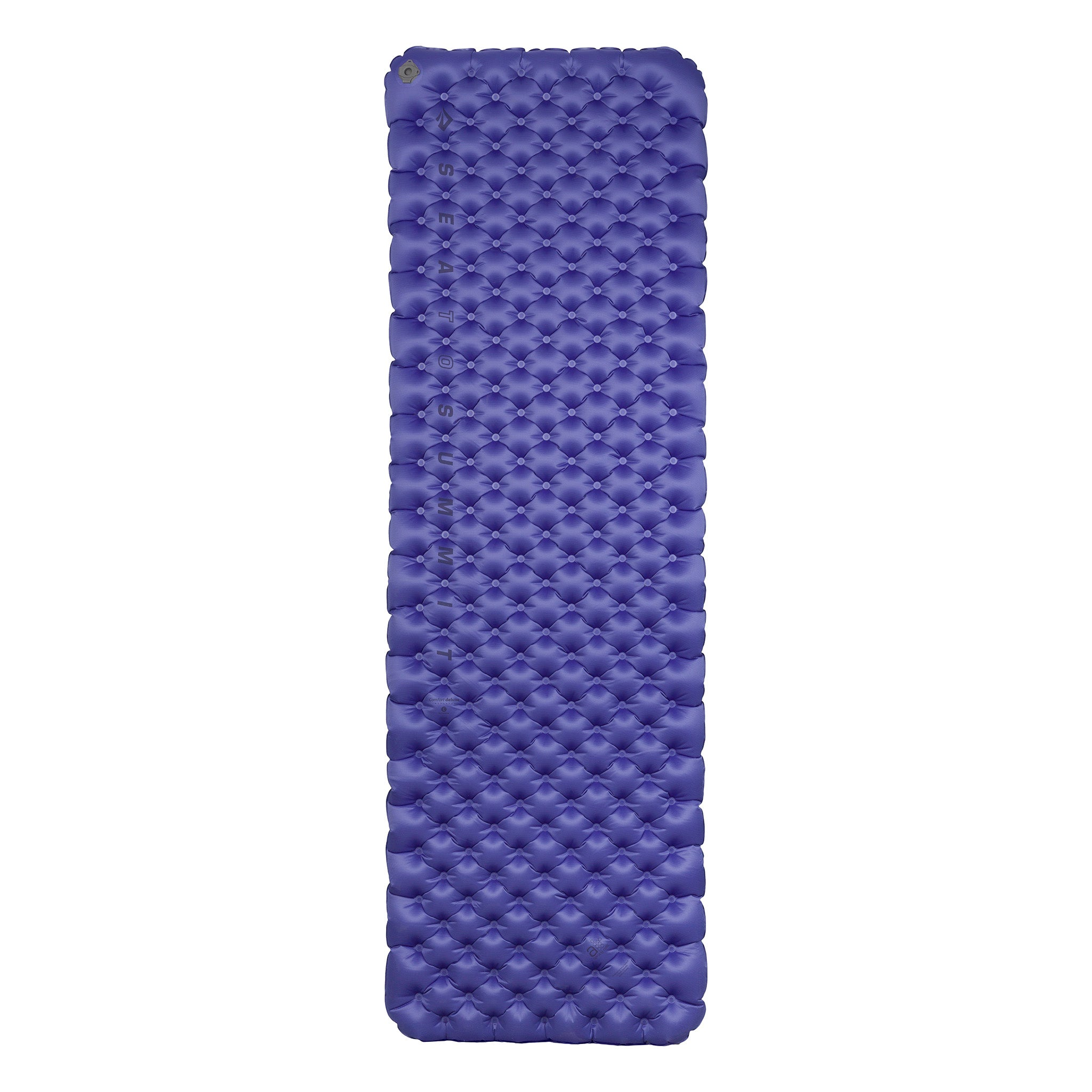 Comfort Deluxe Insulated is a winter camping and backpacking sleeping mat.  Extra wide, easy to use and extra thick for added comfort.