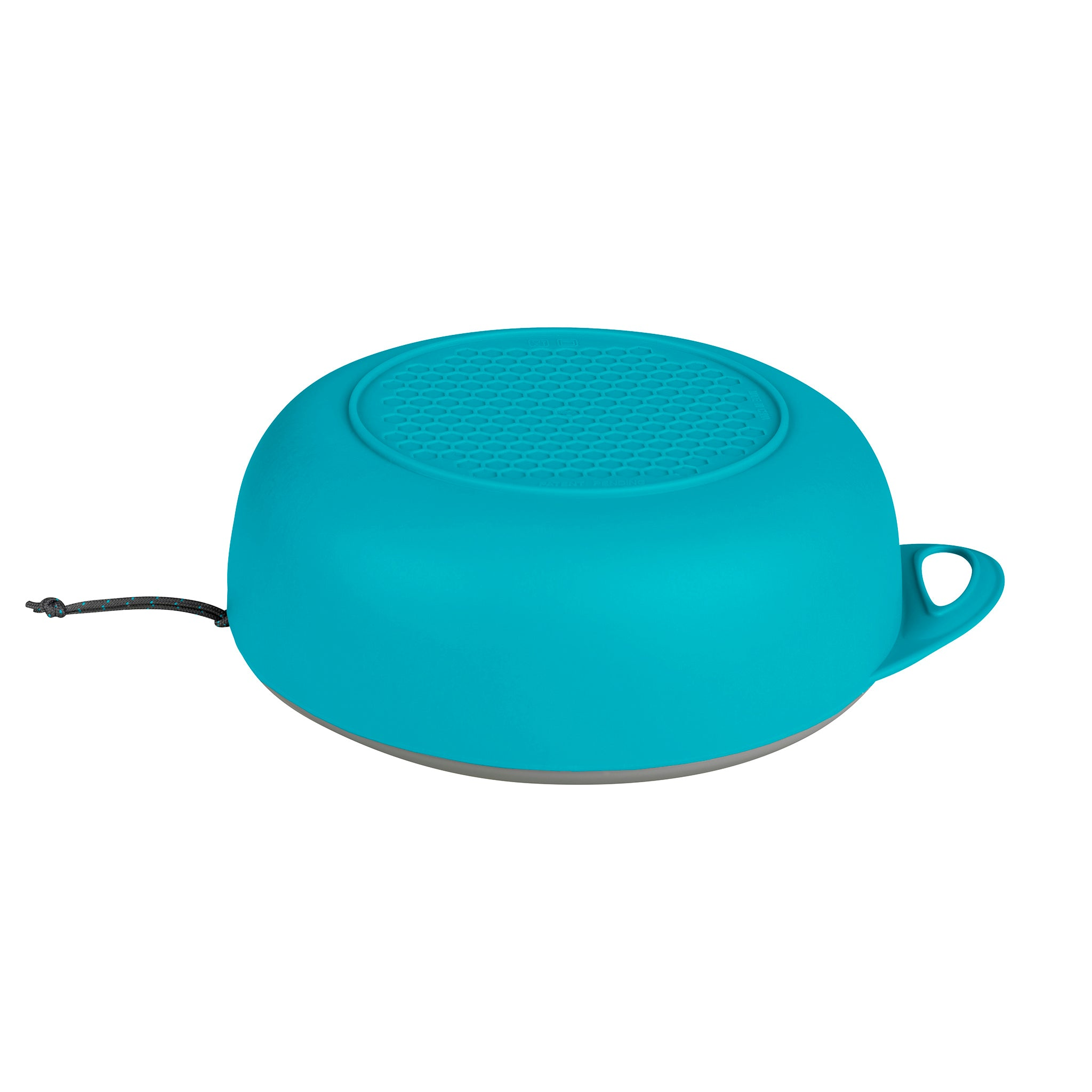 Delta Bowl with Lid _ Pacific Blue _ camping