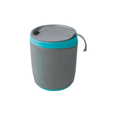 Delta Insulated Mug _ Pacific Blue _ camping mug