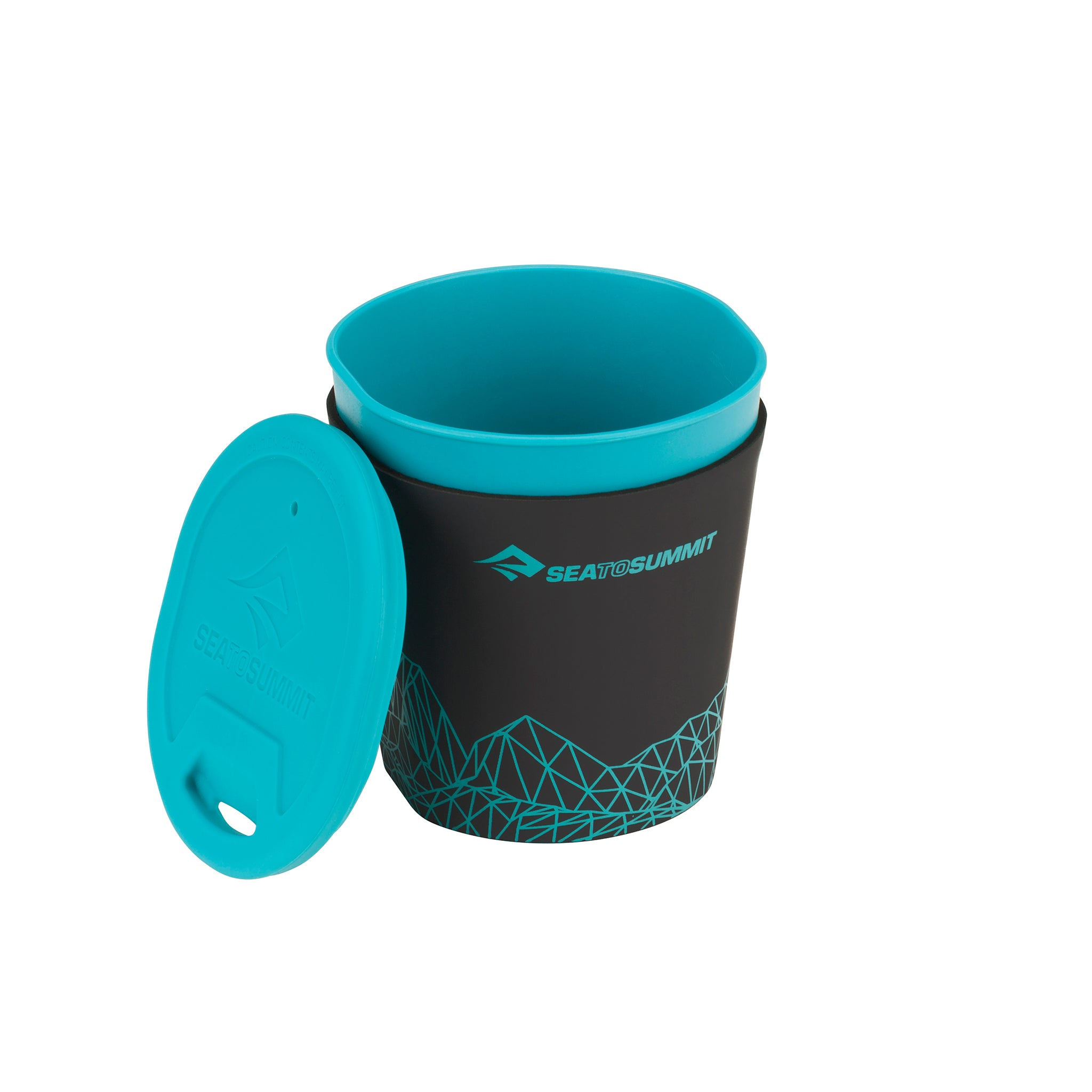 Delta Light Insulated Mug by Seal to Summit – Sea to Summit