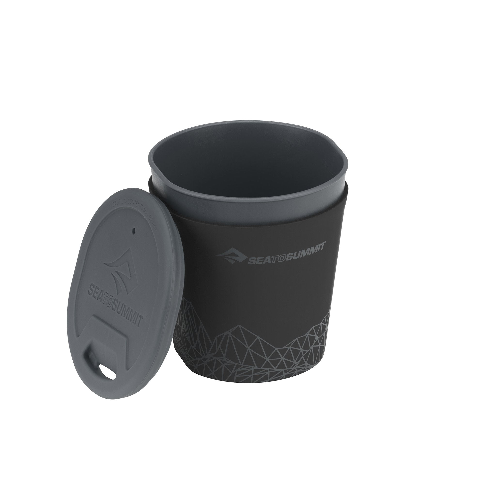 Delta Light Insulated Mug _ Grey _ backcountry mug