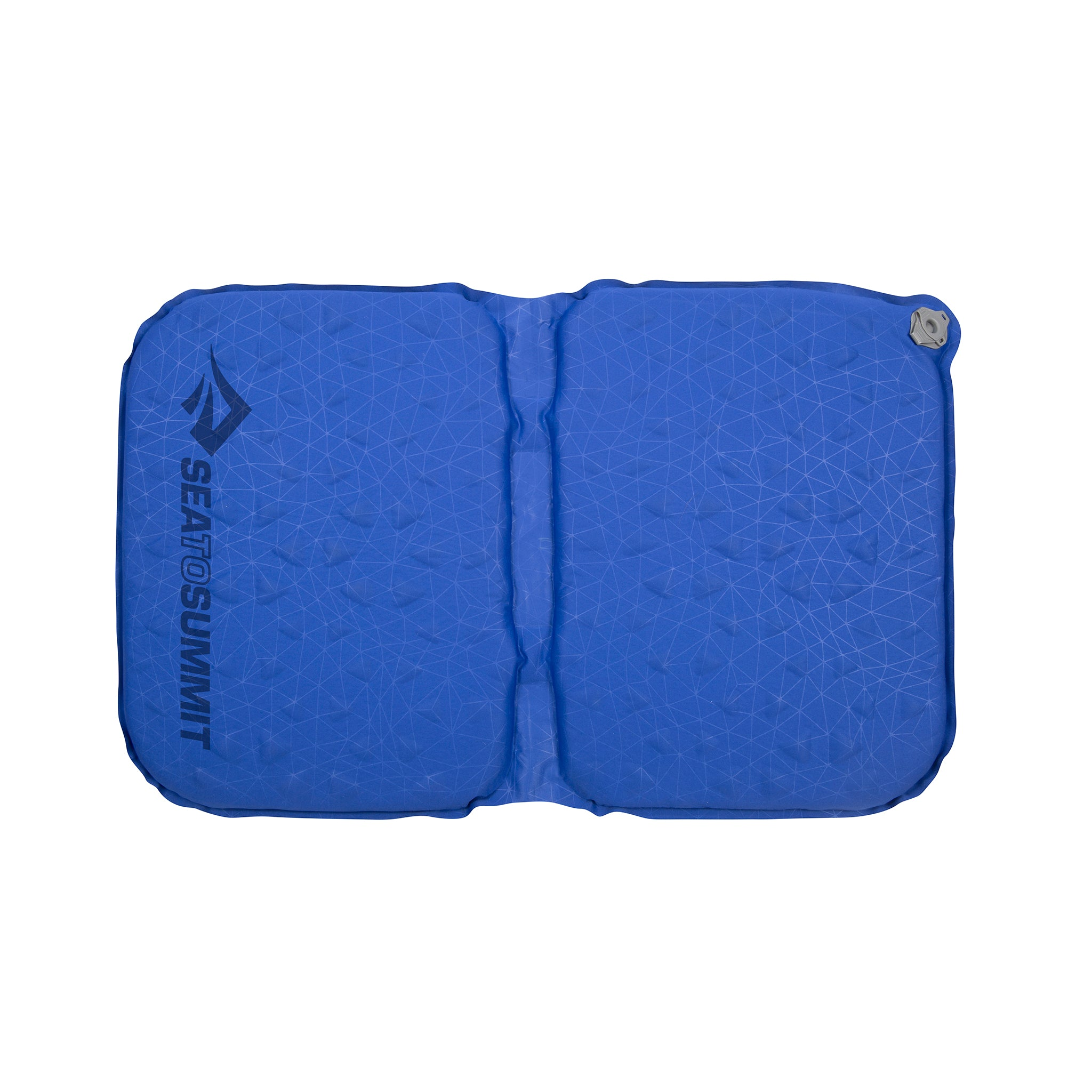 Delta SI V Seat _ foam football stadium seat cushion with back support