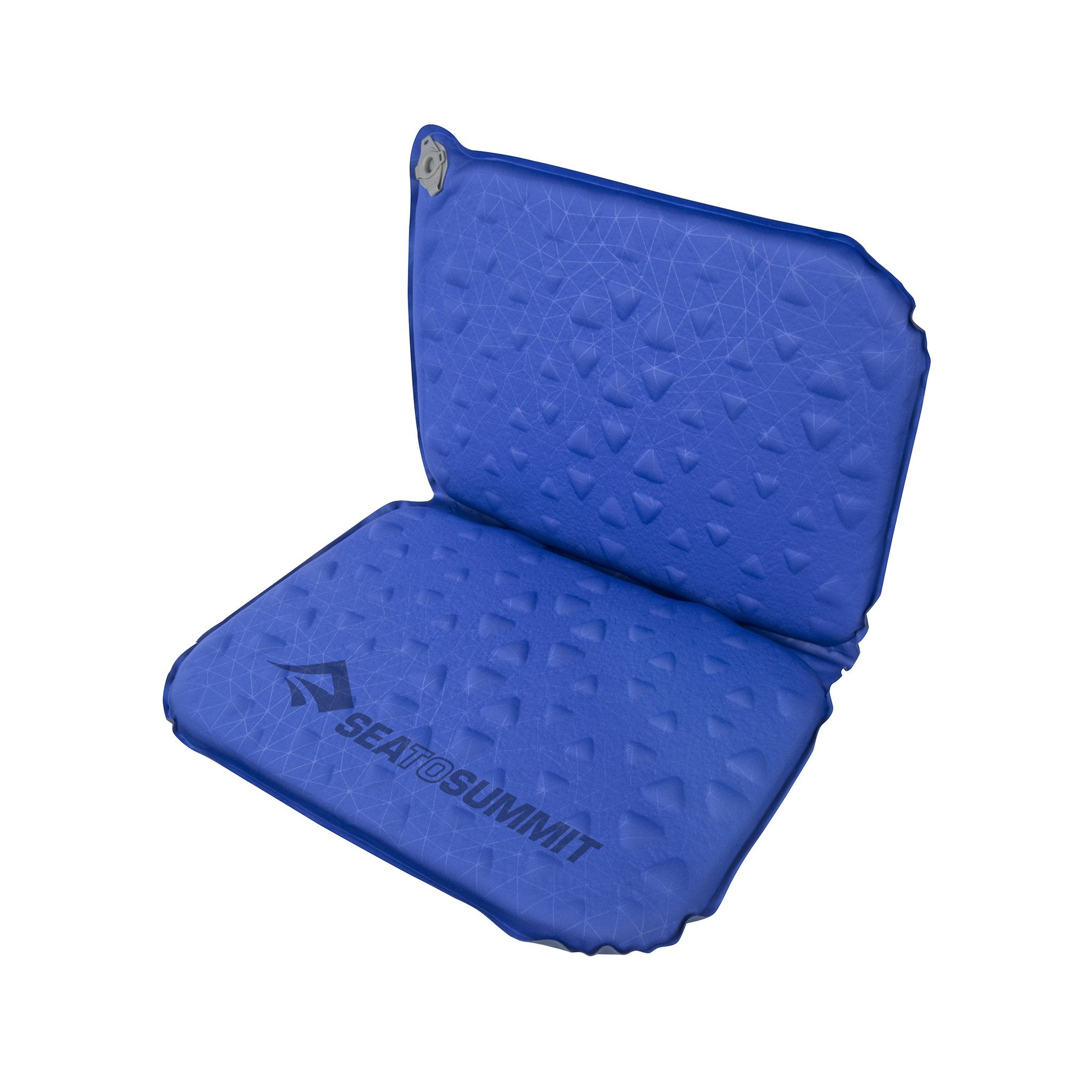 Delta SI V Seat _ foam stadium seat cushion with back support