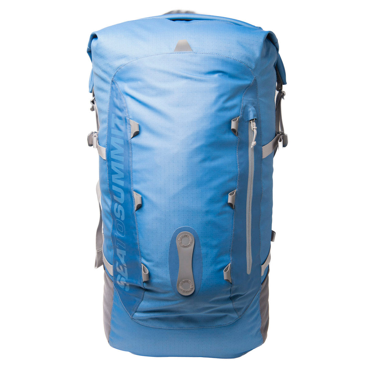 Flow 35L Drypack _ dry bag backpack _ blue