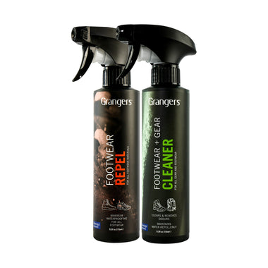 Footwear Repel & Gear Cleaner