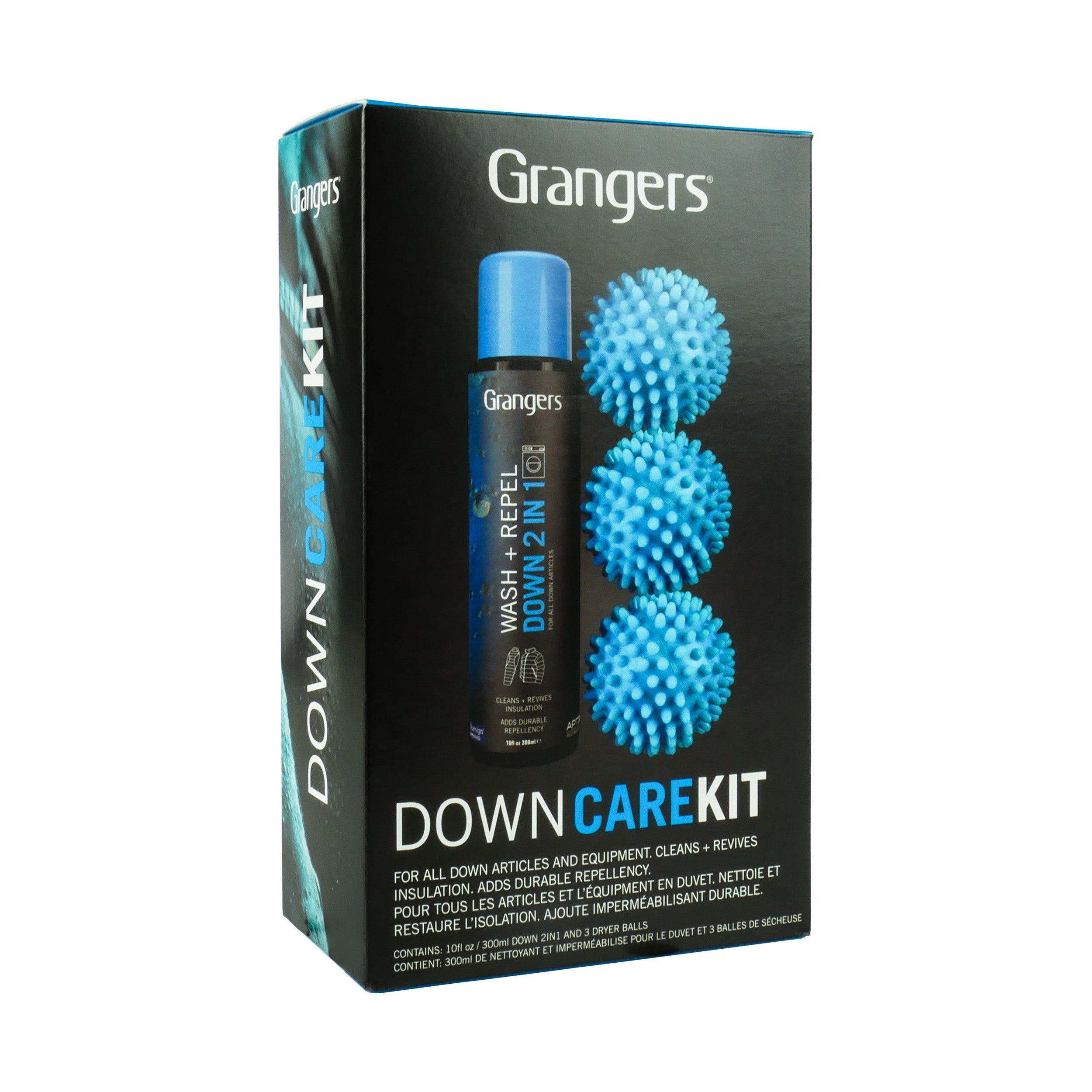 Down Care Kit