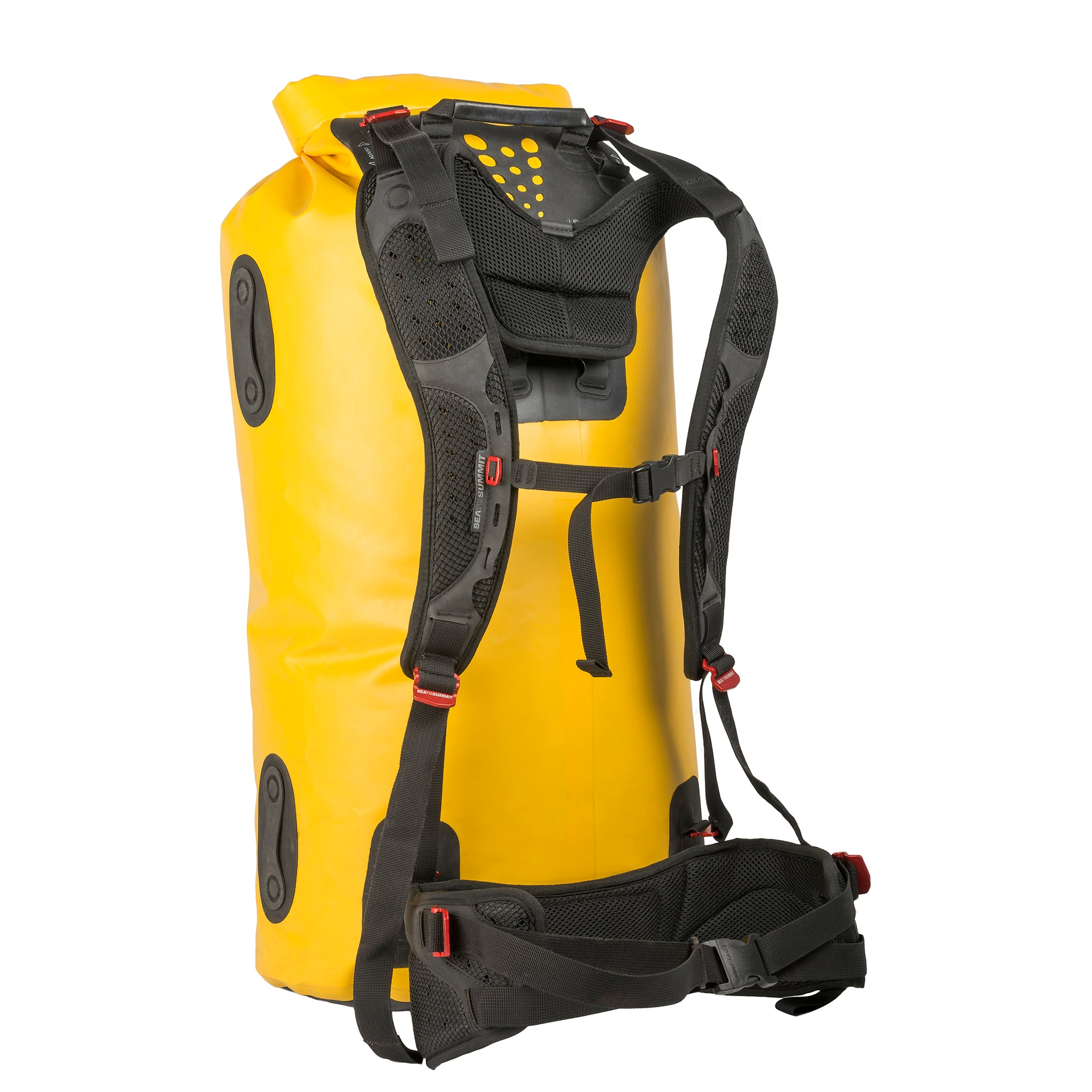 Hydraulic Dry Pack bag _120 liter _ yellow