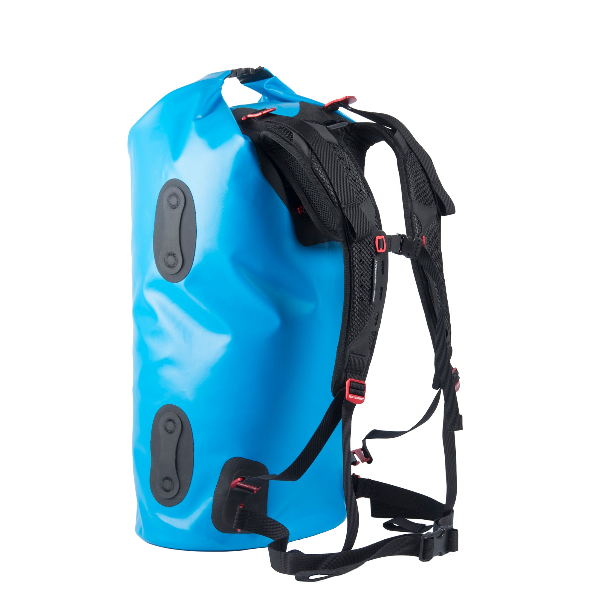Hydraulic Dry Pack bag _ 35 liter _ blue
