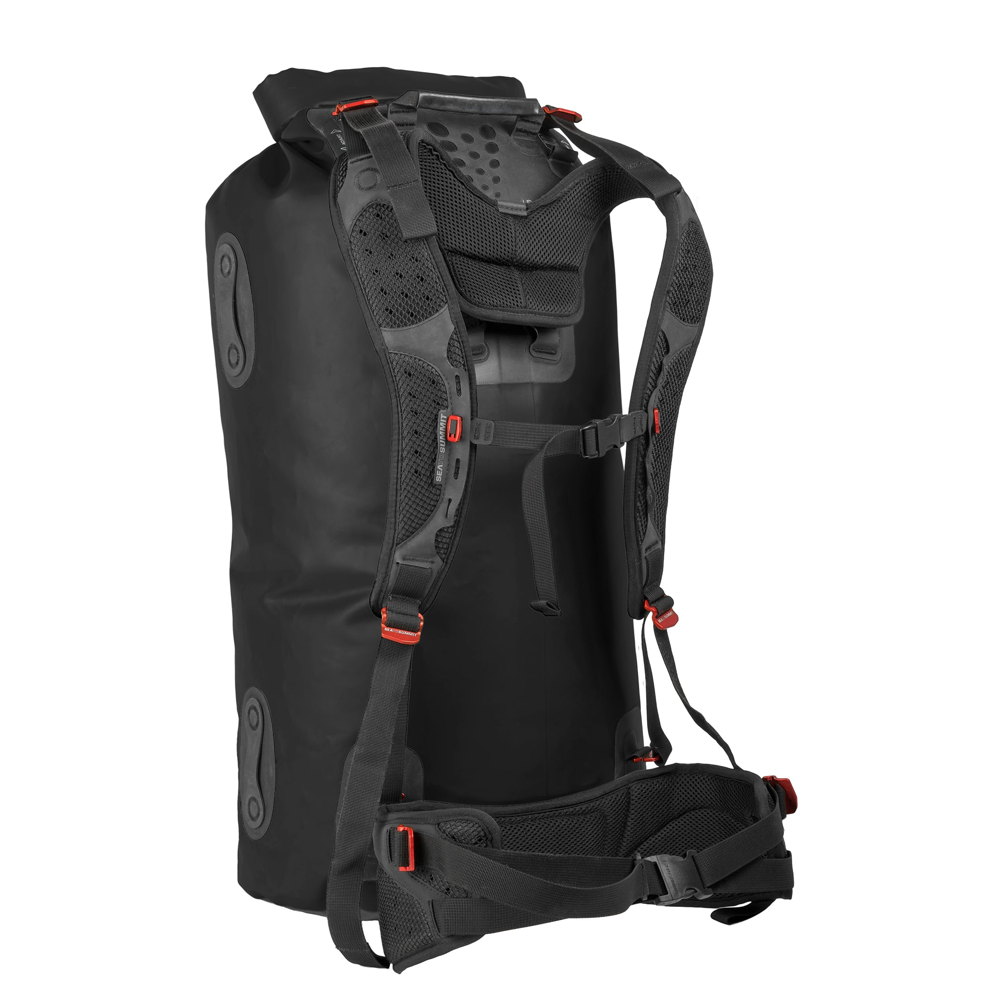 Hydraulic Dry Pack bag _ 65 liter _ black