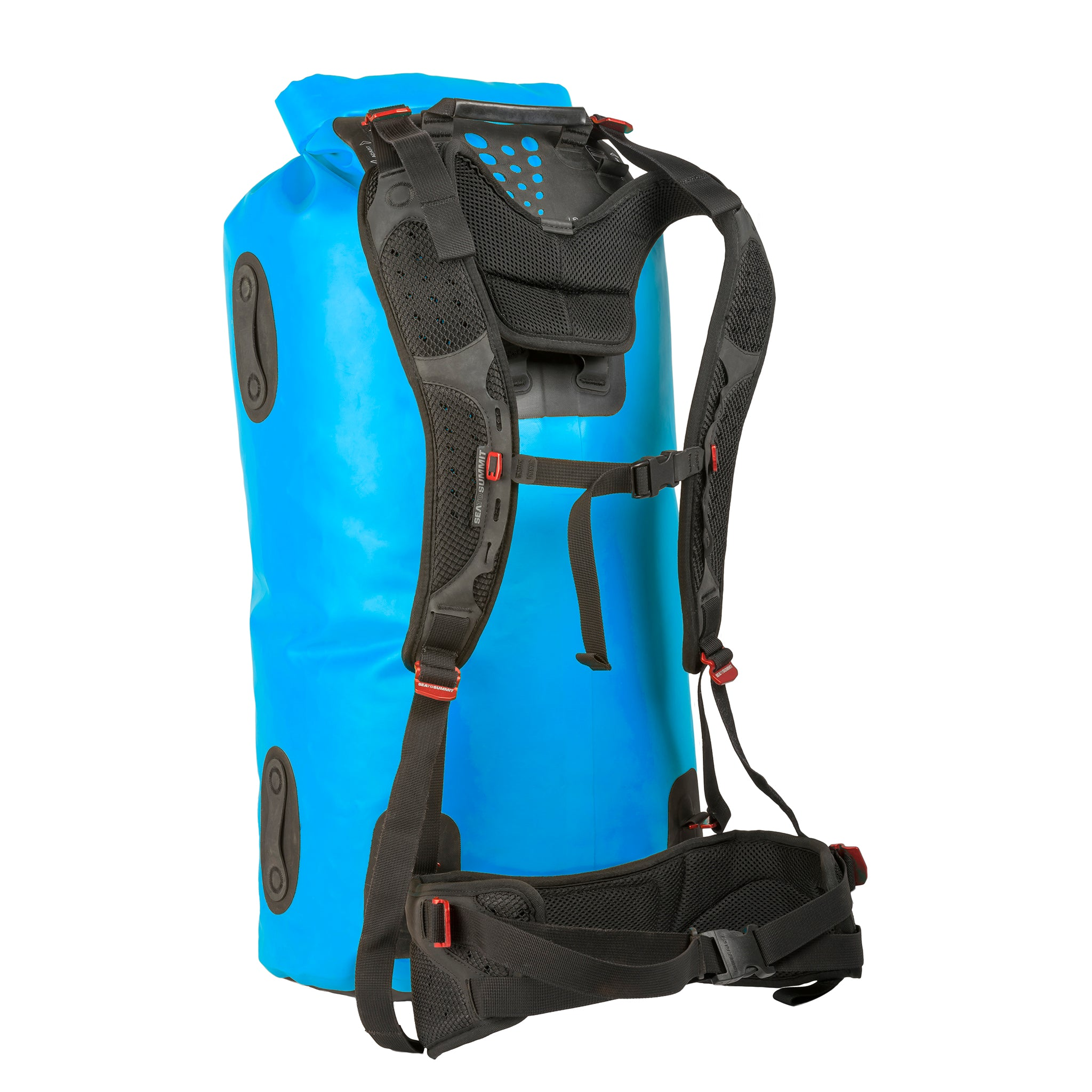 Hydraulic Dry Pack bag _ 65 liter _ blue