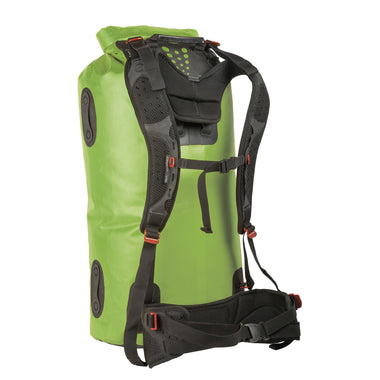 Hydraulic Dry Pack bag _ 65 liter _ GREEN