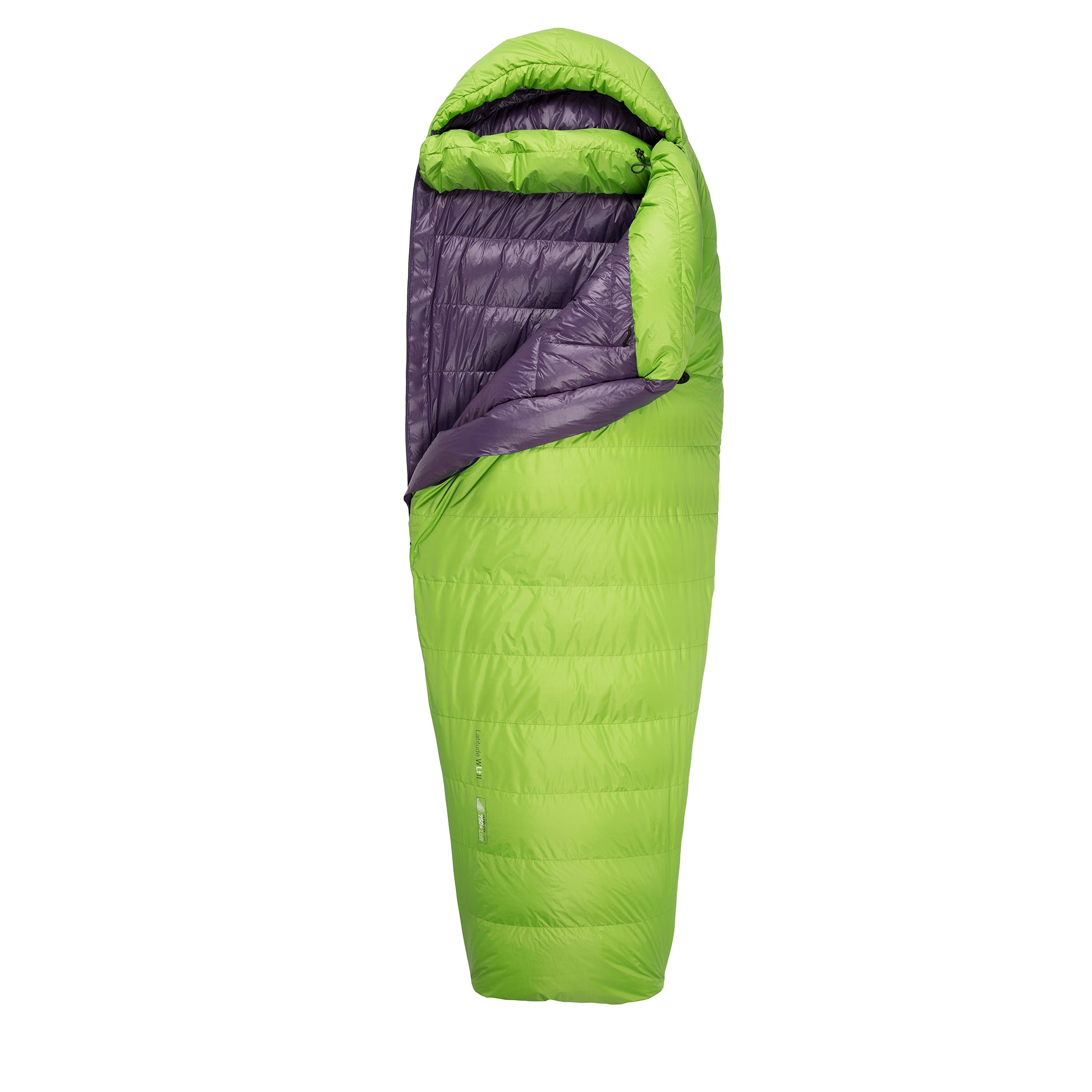Womens Latitude LT Down Sleeping Bag _ backpacking and camping