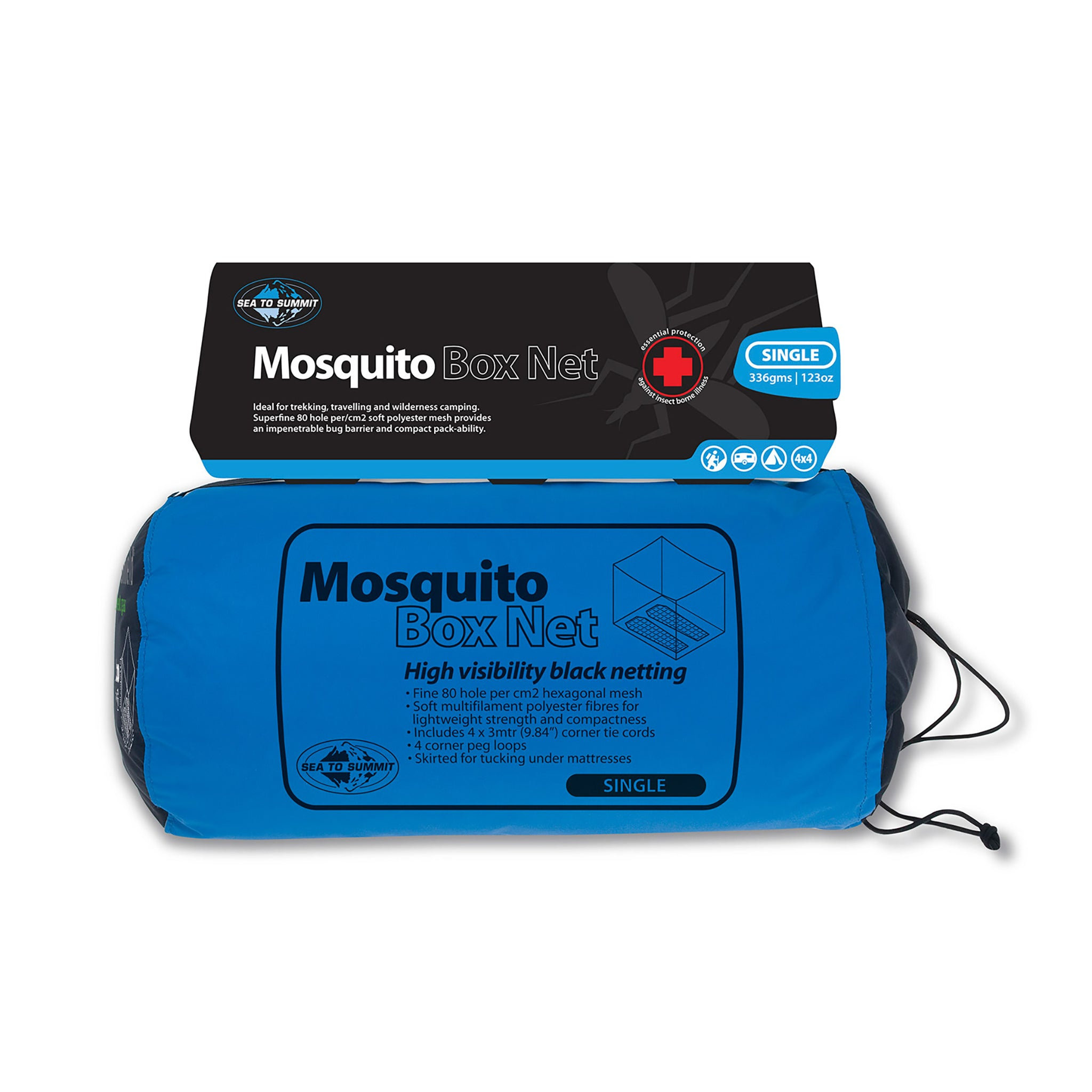 Mosquito tent _ Box Net Shelter
