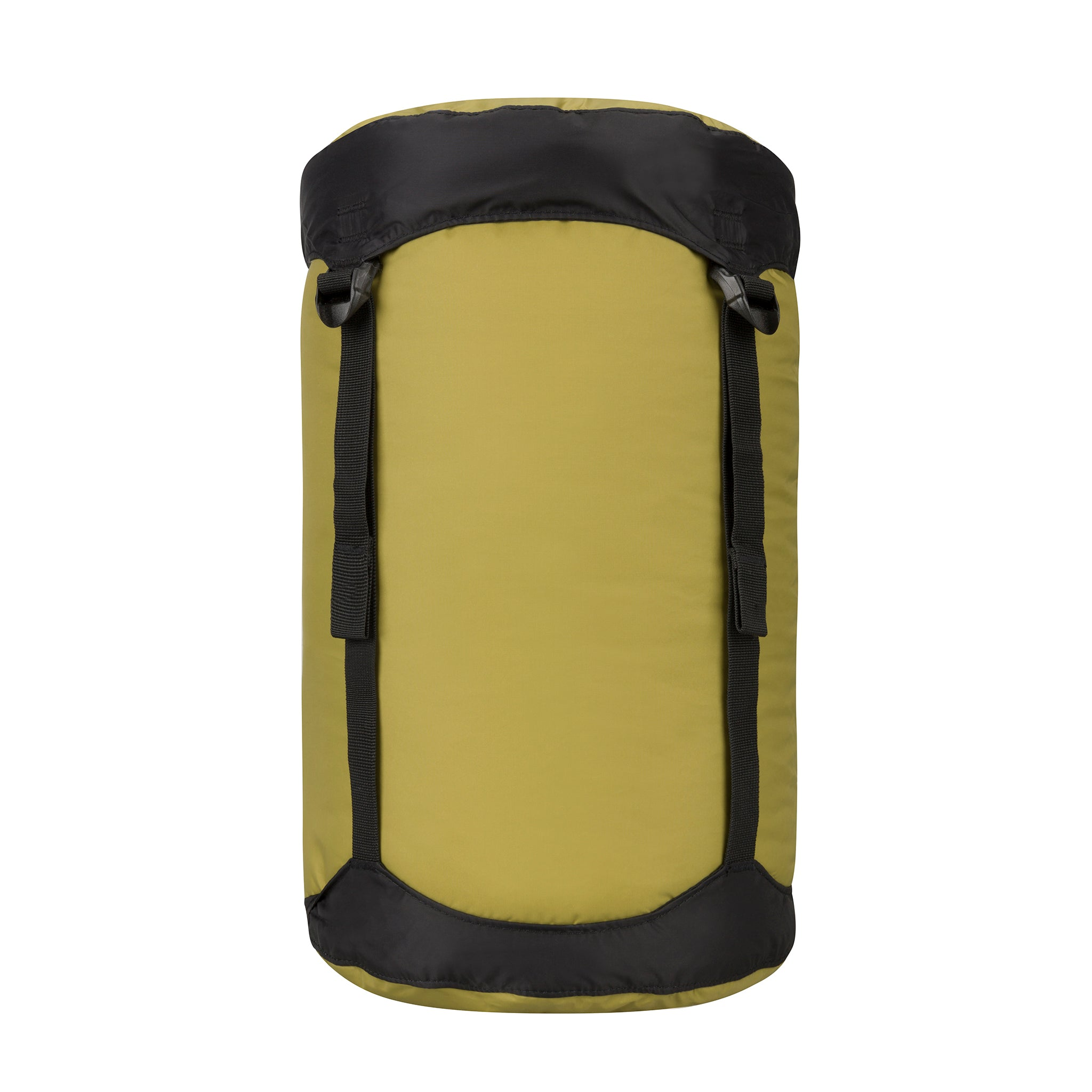 Nylon Sleeping Bag Compression Sack _ olive green