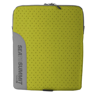 Foam Tablet Sleeve _ waterproof protection case _ large _ lime