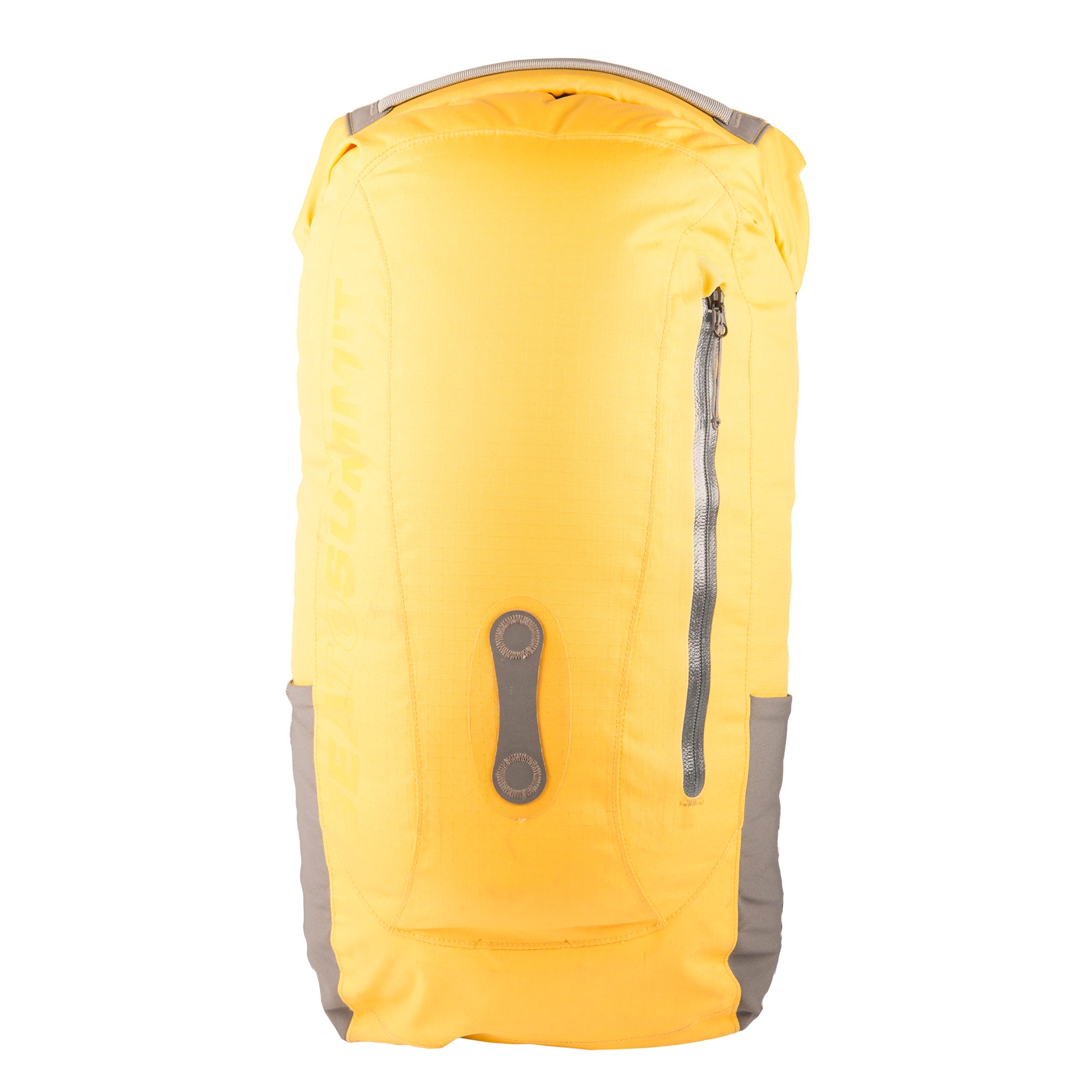 Rapid 26L Dry Pack _ dry bag backpack _ yellow