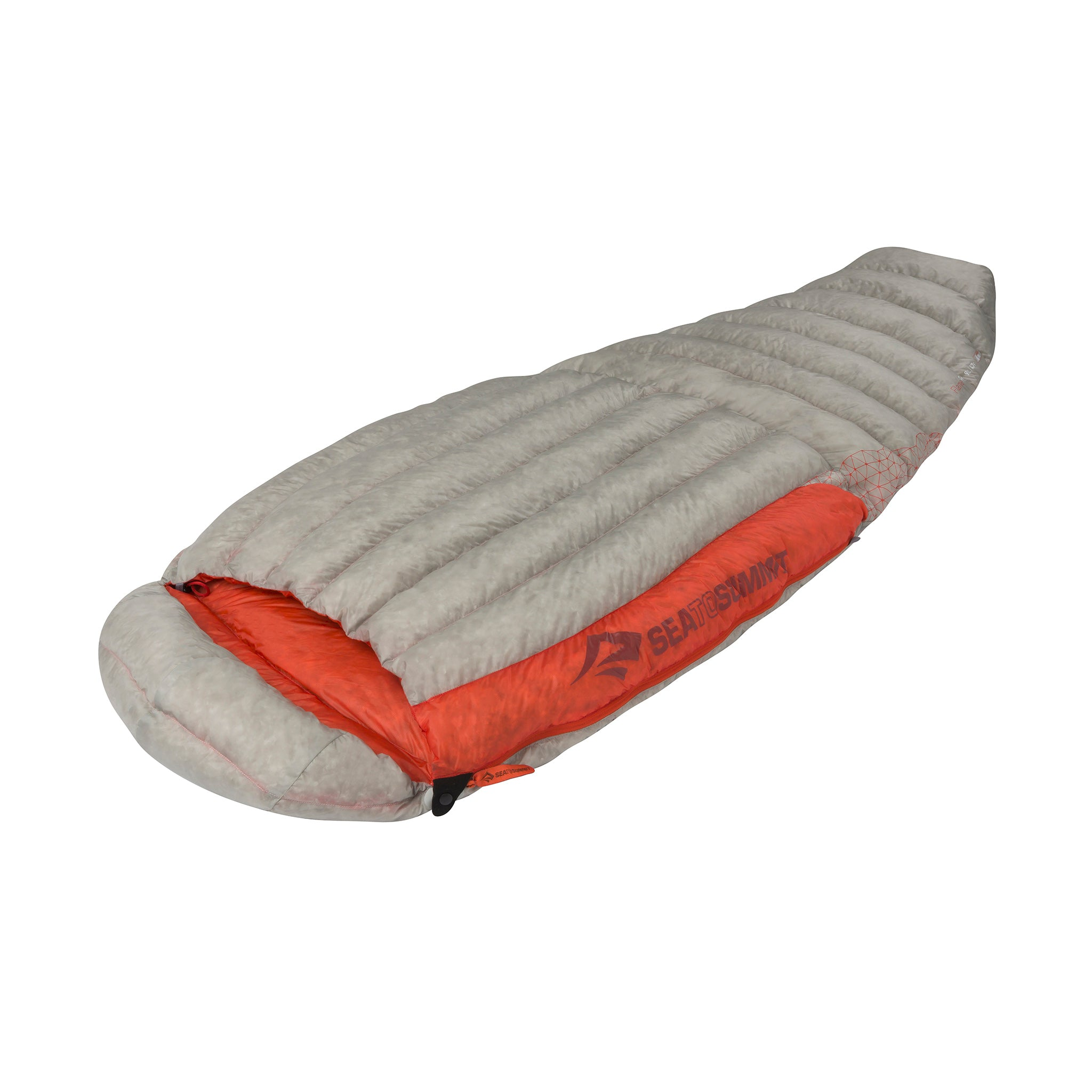 Flame Women's Ultralight Mummy Sleeping Bag _ down loft