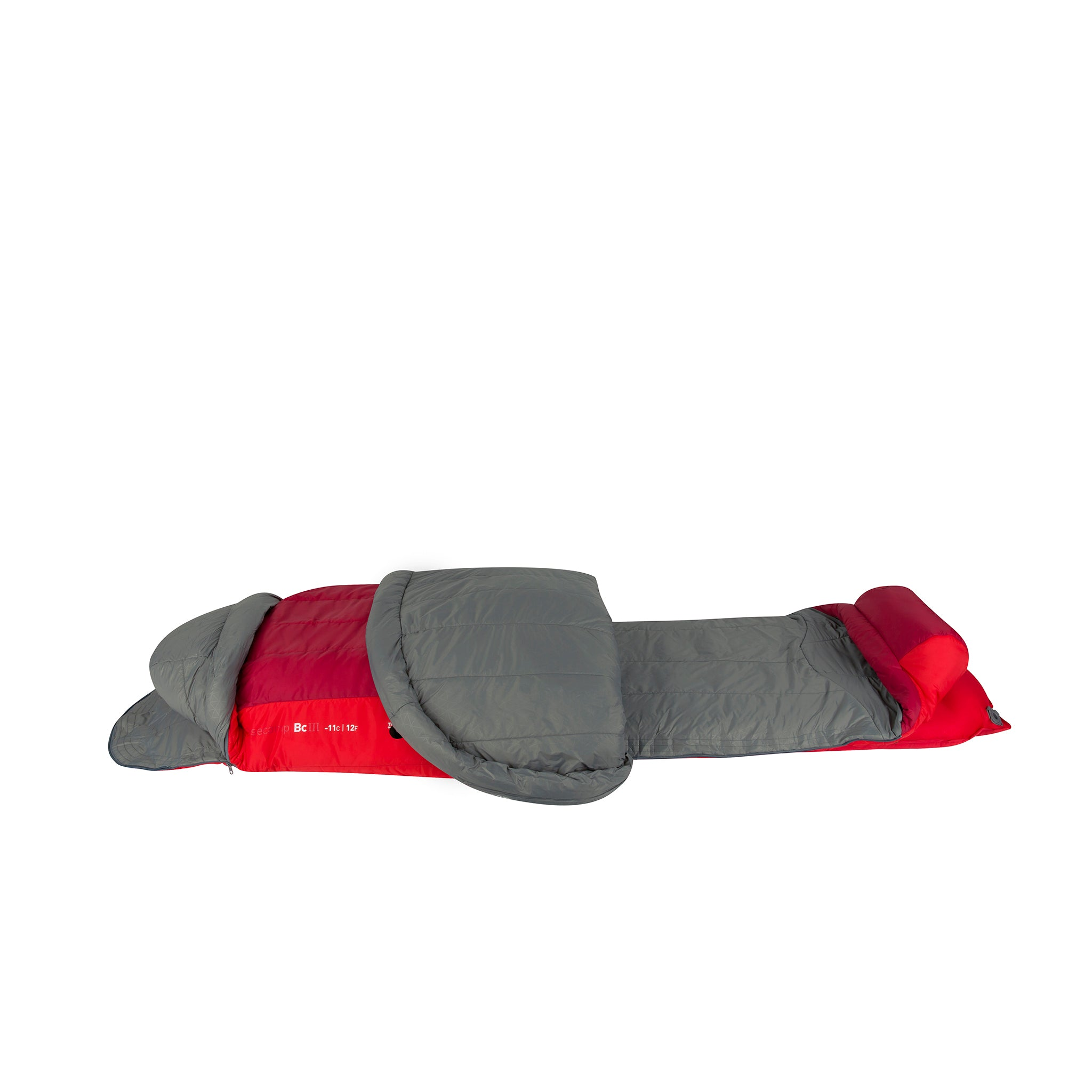 Basecamp™ Synthetic Sleeping Bag (20°F & 10°F)