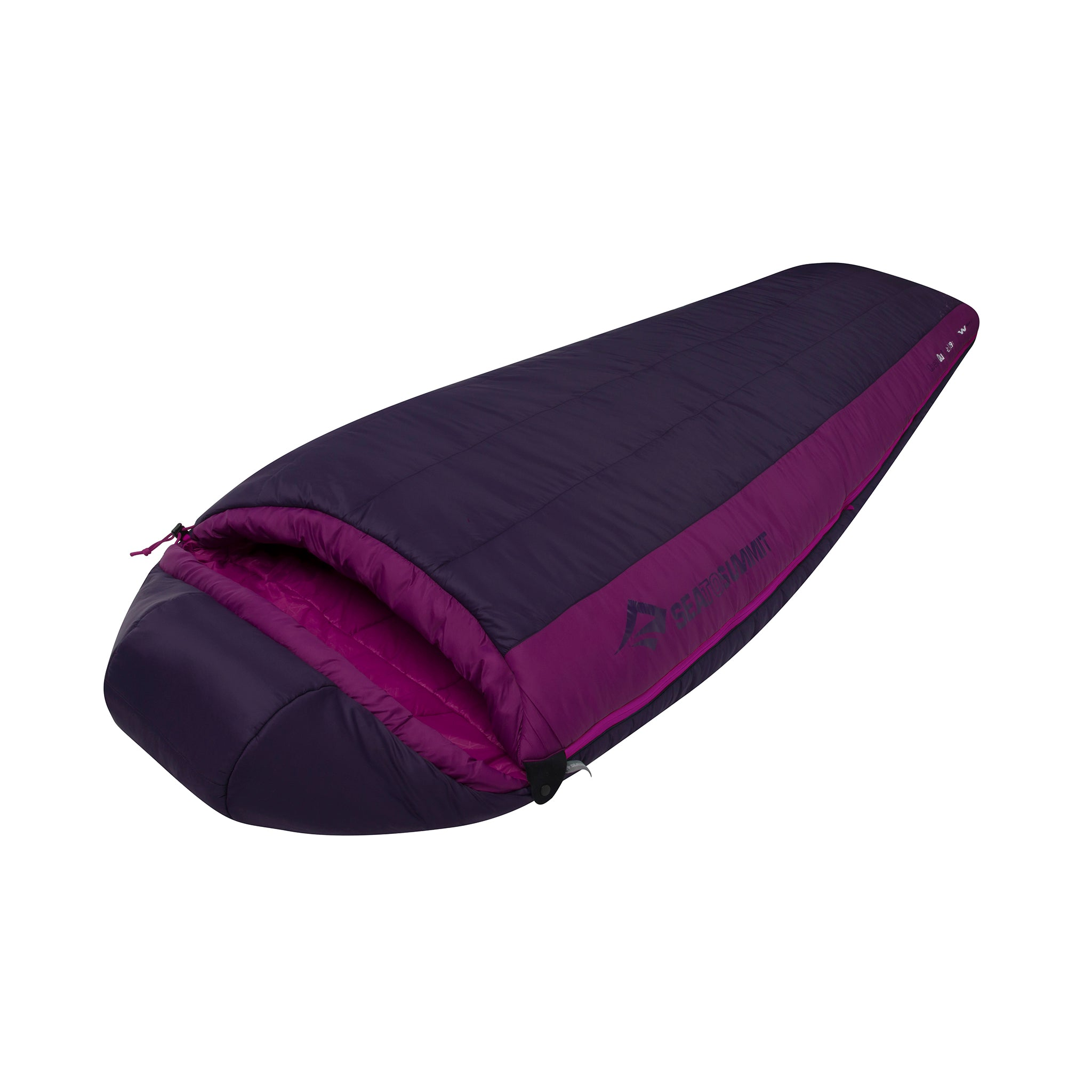 Quest Women's Down Wide Mummy Sleeping Bag _ down loft