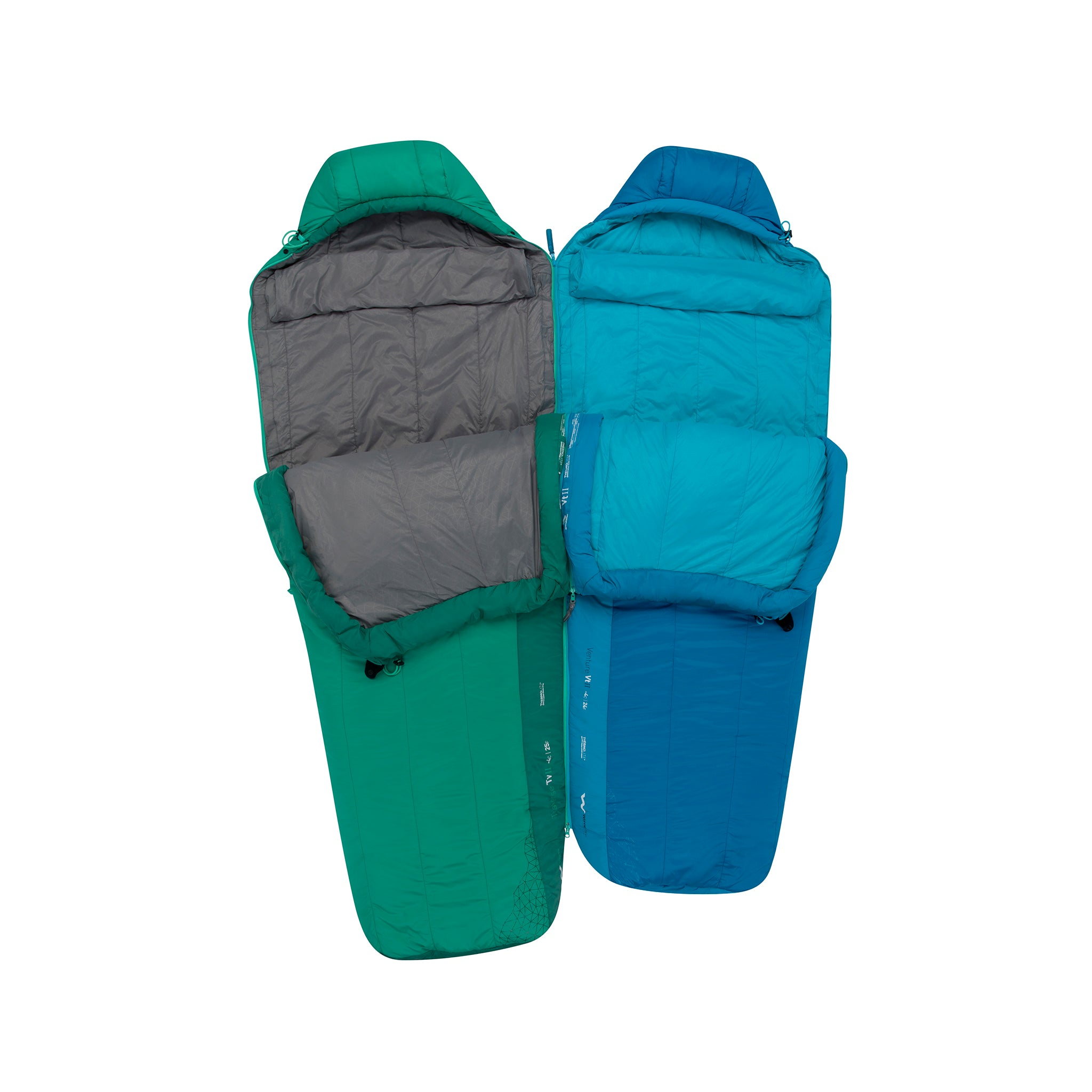 Traverse Down Sleeping Bag _ zips together for couples