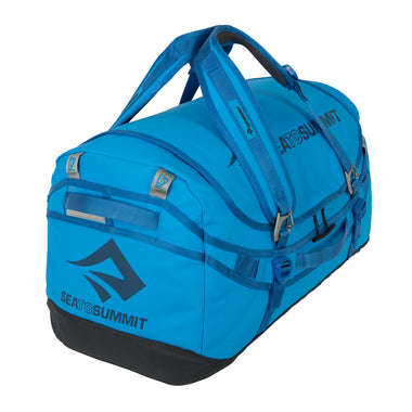 Sea to Summit Duffel with backpack straps _ Blue