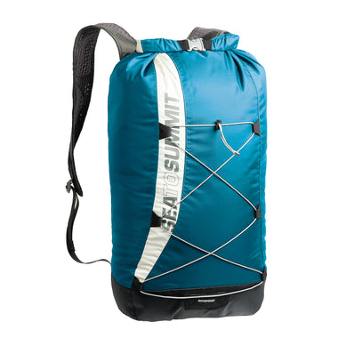 Sprint Dry Pack _ packable daypack _ waterproof _blue