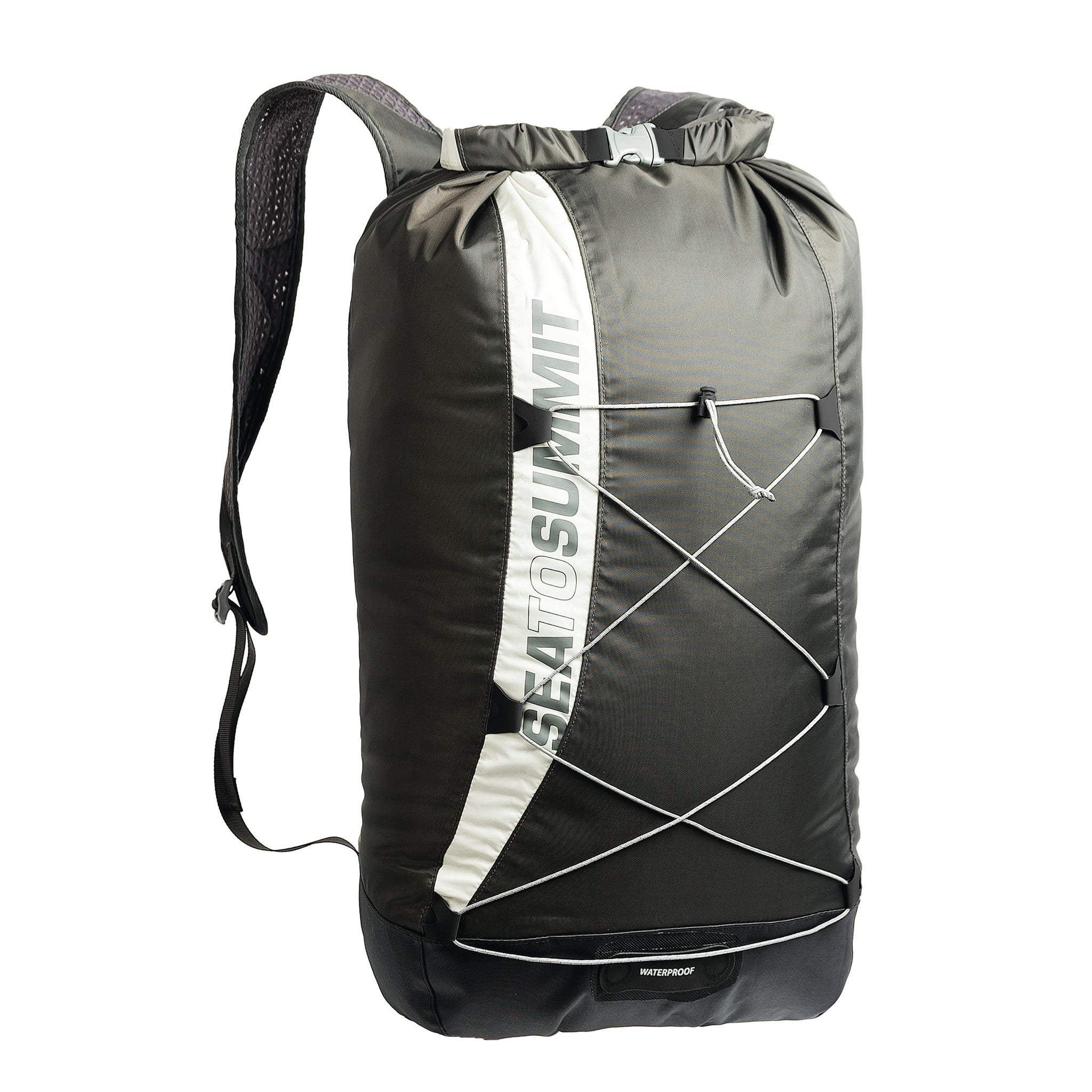 Sprint Dry Pack _ packable daypack _ waterproof _ black