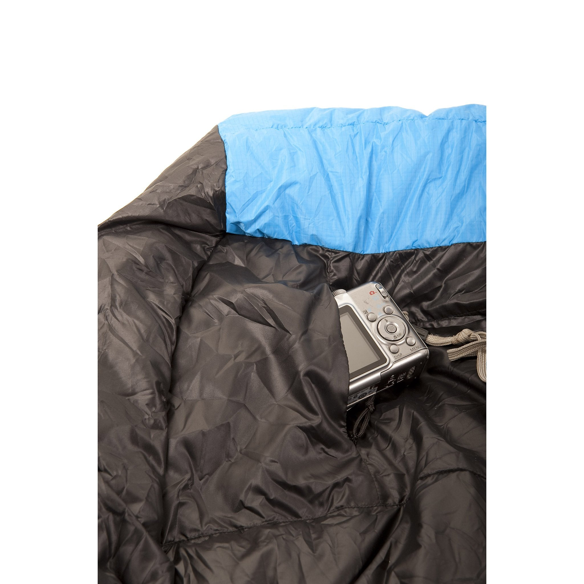 Talus Down Sleeping Bag  cell phone pocket