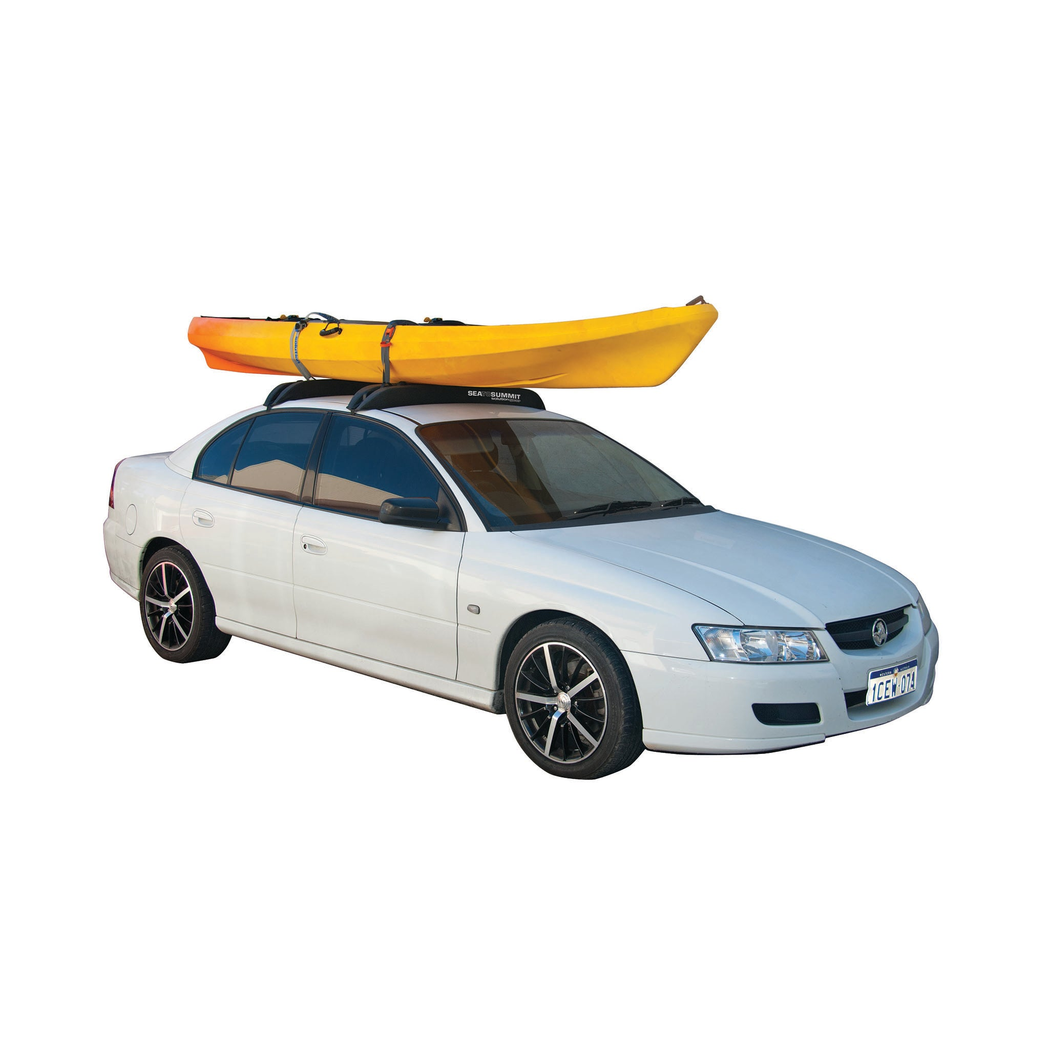 Kayak, Canoe, SUP Board and Surfboard _ car rack
