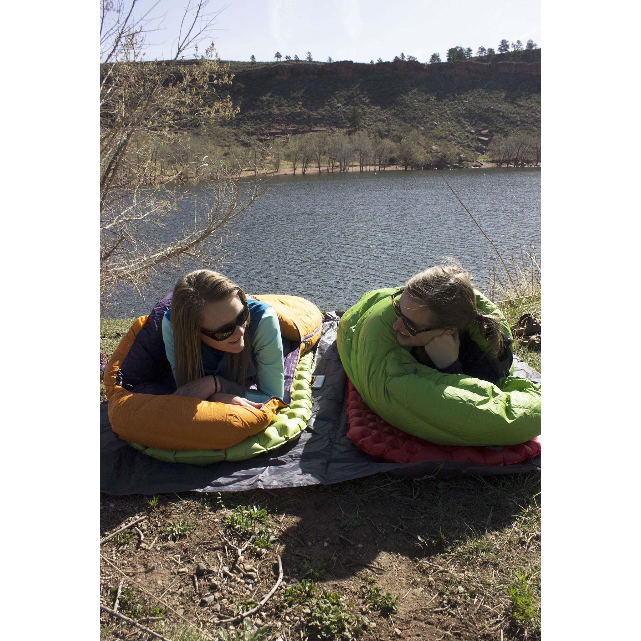 Trek Down Women's Sleeping Bag _ camping