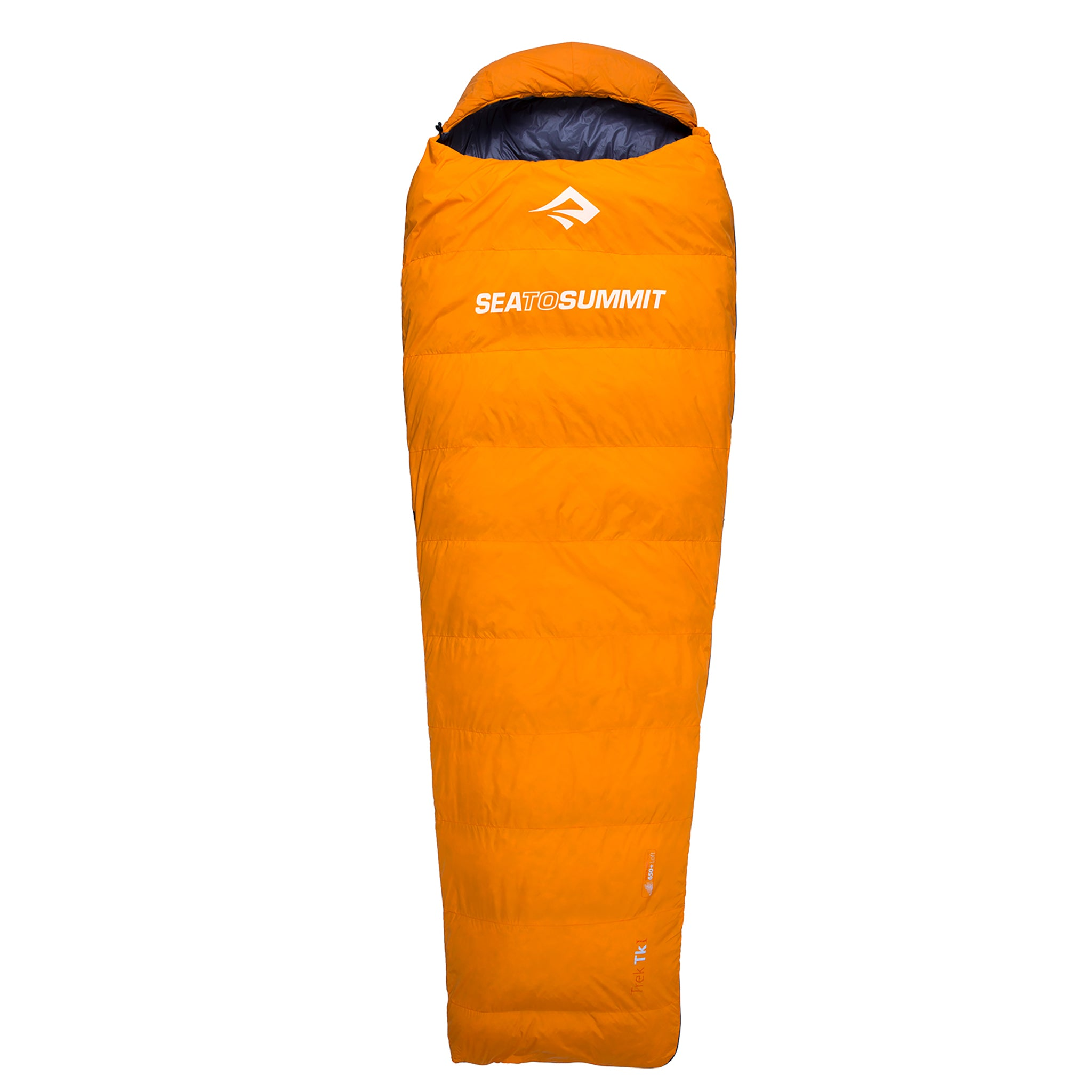 Trek TKII Down Sleeping Bag _ car camping