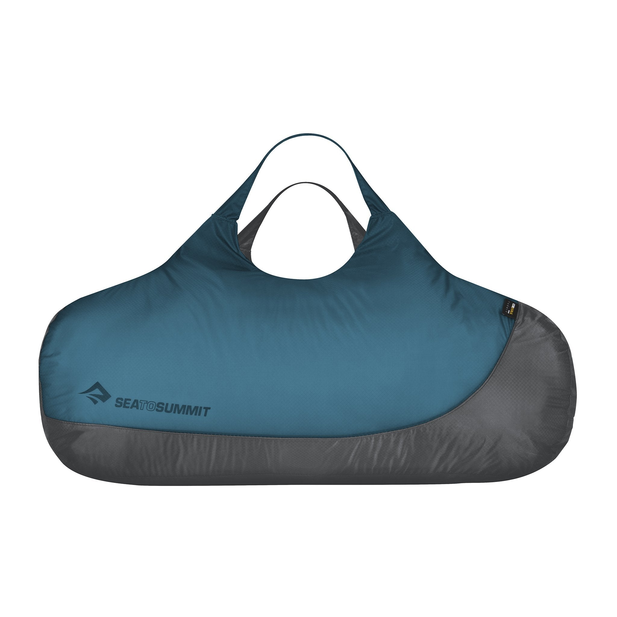 Ultra-Sil Packable Duffle Bag _ waterproof _ pacific blue