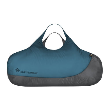 Ultra-Sil Packable Duffle Bag_ pacific blue
