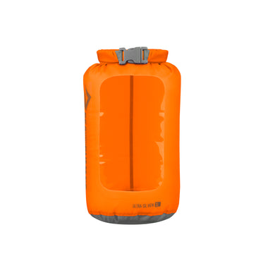 Ultra-Sil View Waterproof Dry Bag _ 2 liter _ orange